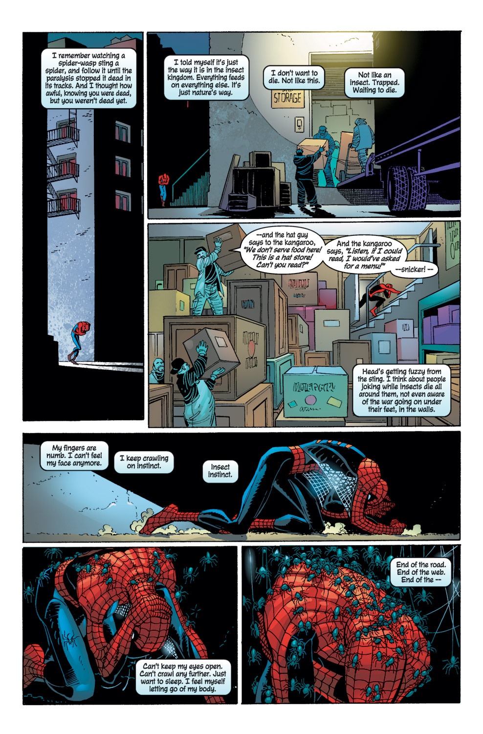 The Amazing Spider-Man (1999) 47 Page 21