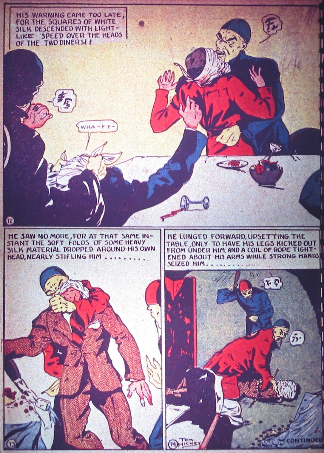 Read online Detective Comics (1937) comic -  Issue #1 - 35