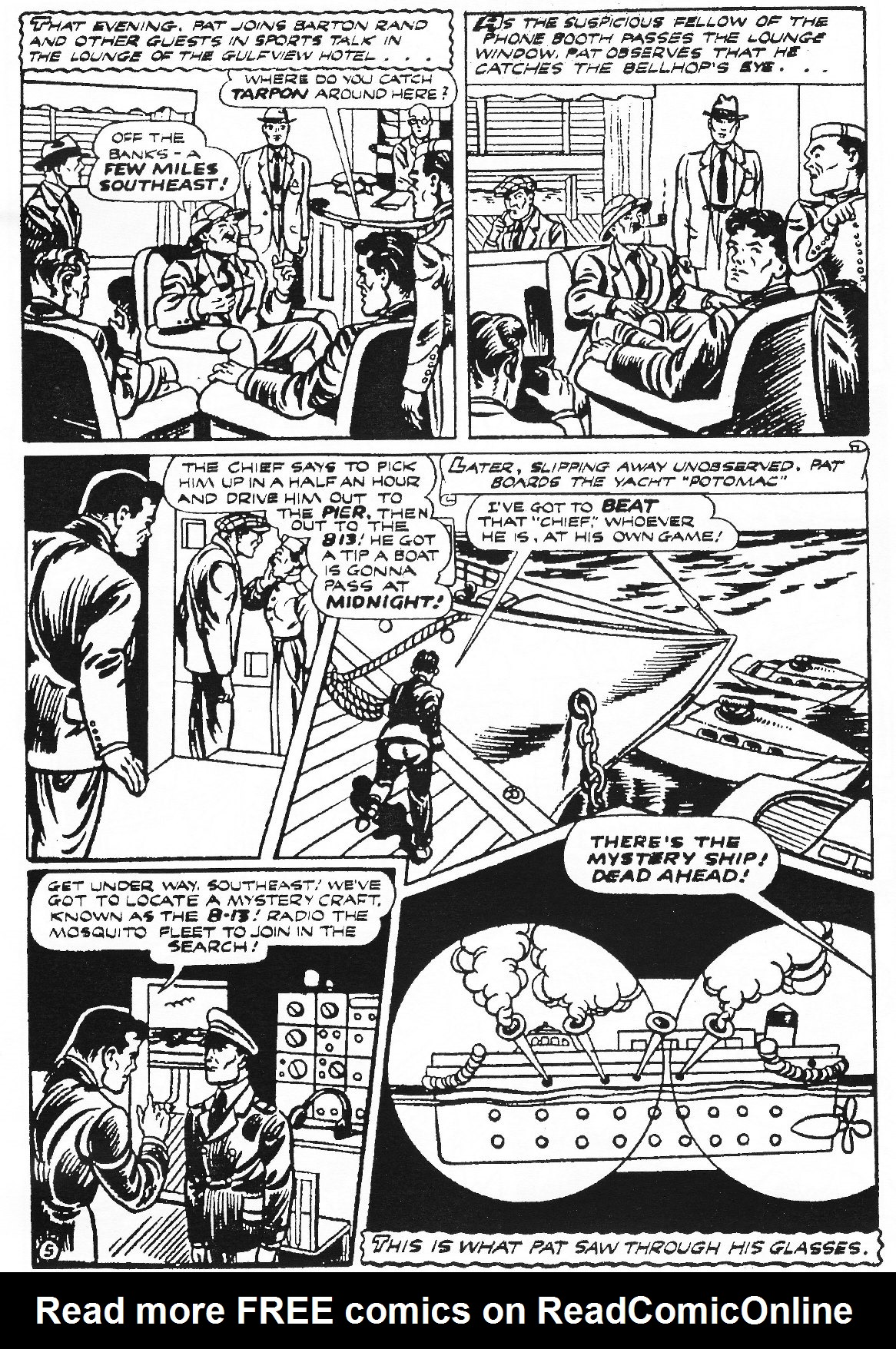 Read online Men of Mystery Comics comic -  Issue #77 - 45