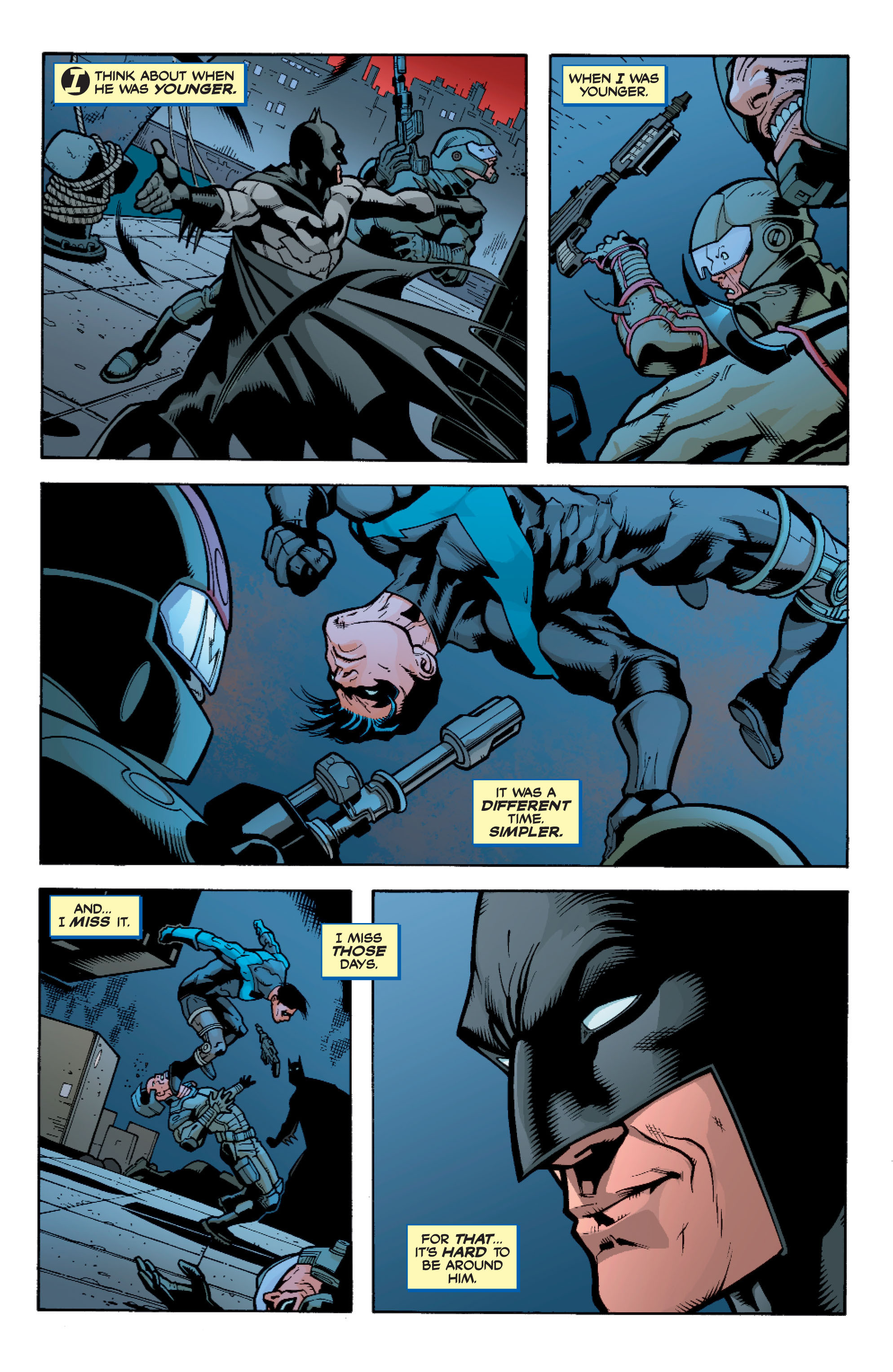 Read online Batman: Under The Red Hood comic -  Issue # Full - 44