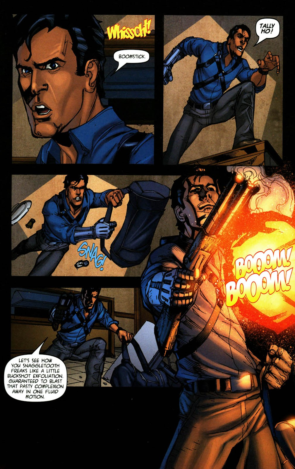 Army of Darkness (2006) Issue #9 #5 - English 8