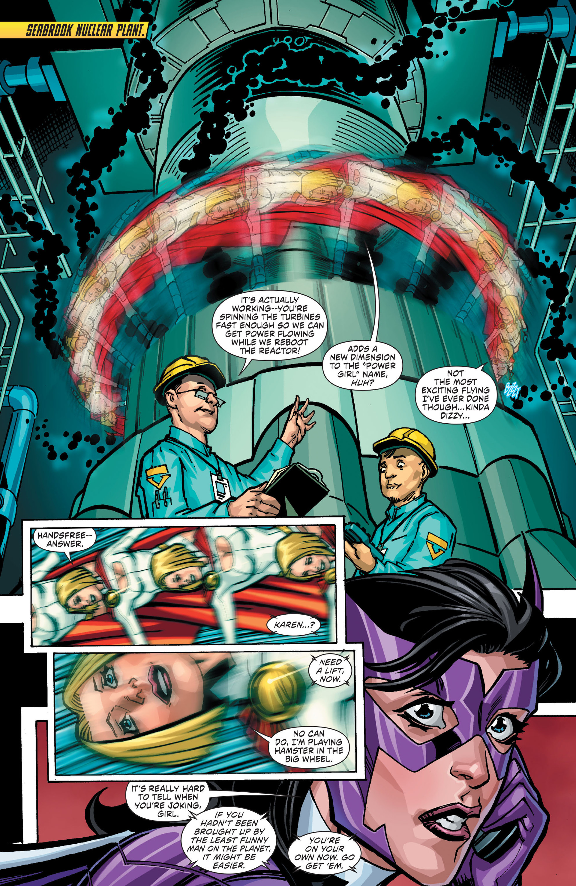 Read online Worlds' Finest comic -  Issue #24 - 6