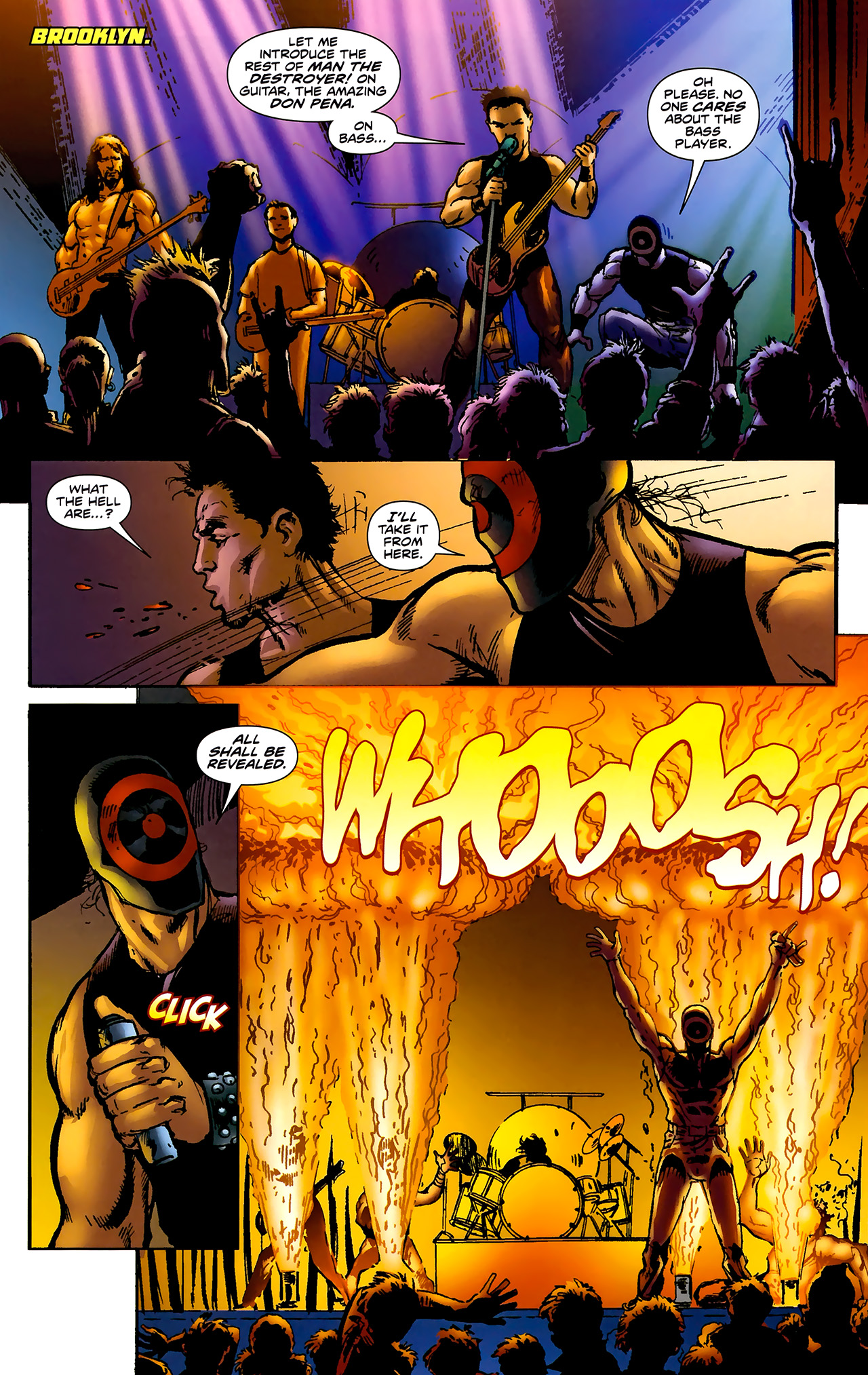 Read online ShadowHawk (2010) comic -  Issue #2 - 16