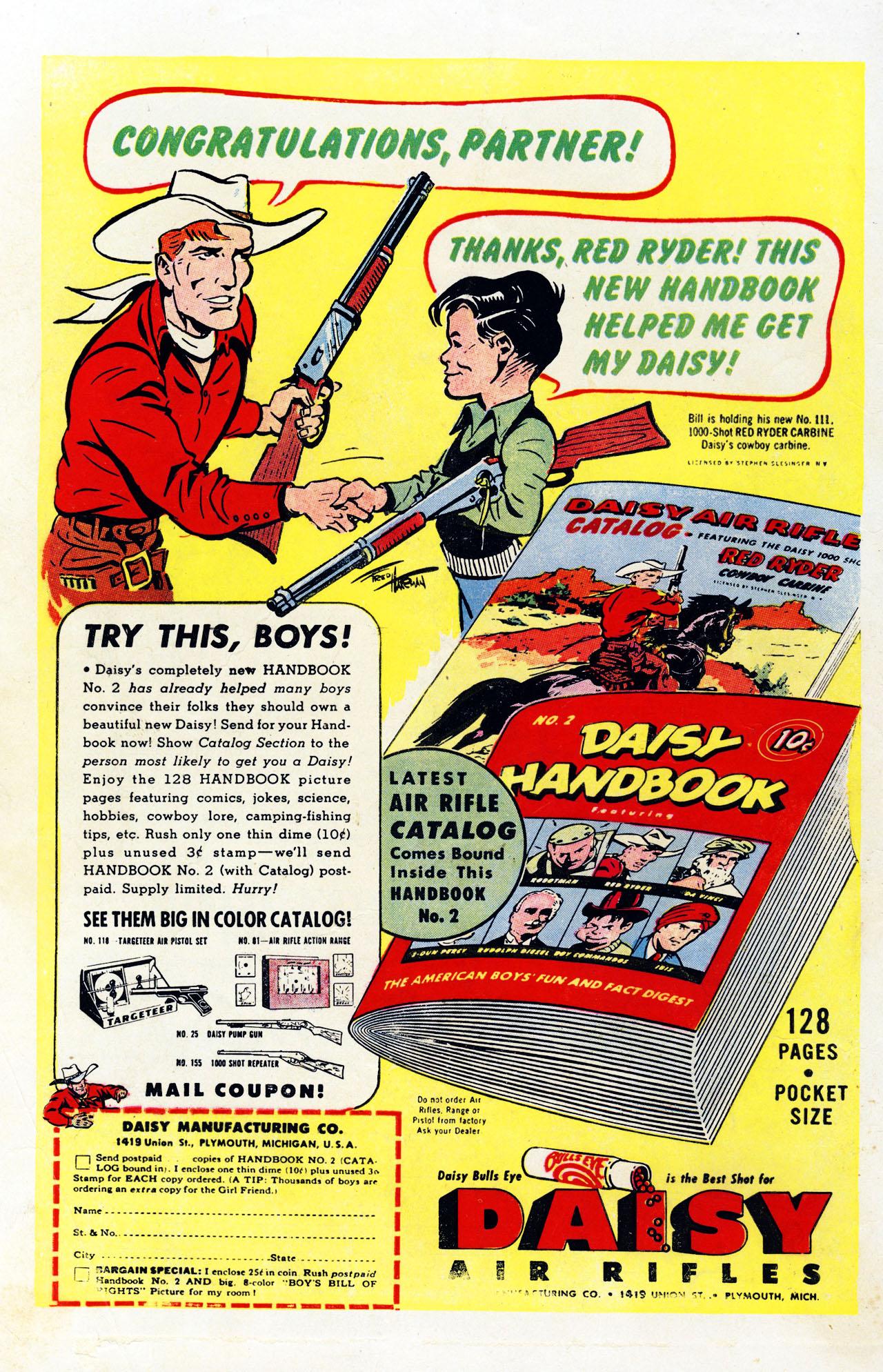 Read online Two-Gun Kid comic -  Issue #7 - 36