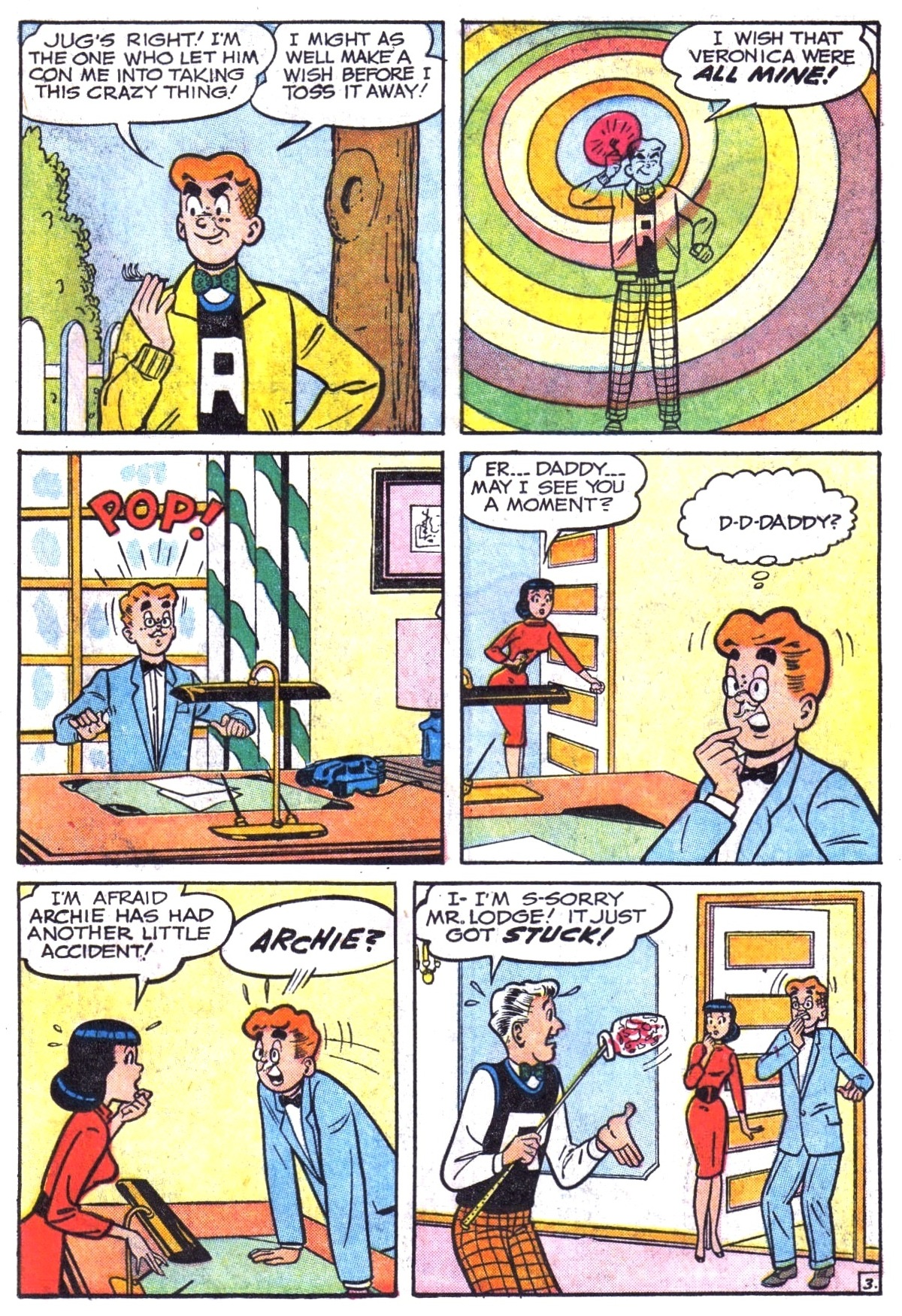 Read online Archie (1960) comic -  Issue #128 - 15