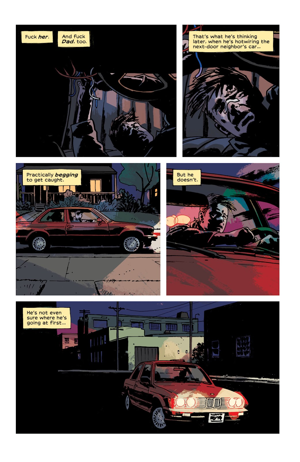 Read online Criminal (2019) comic -  Issue #10 - 24