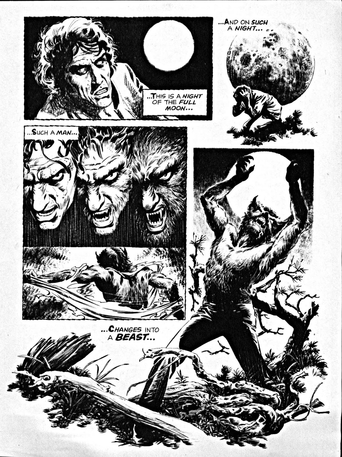 Nightmare (1970) issue 18 - Page 12