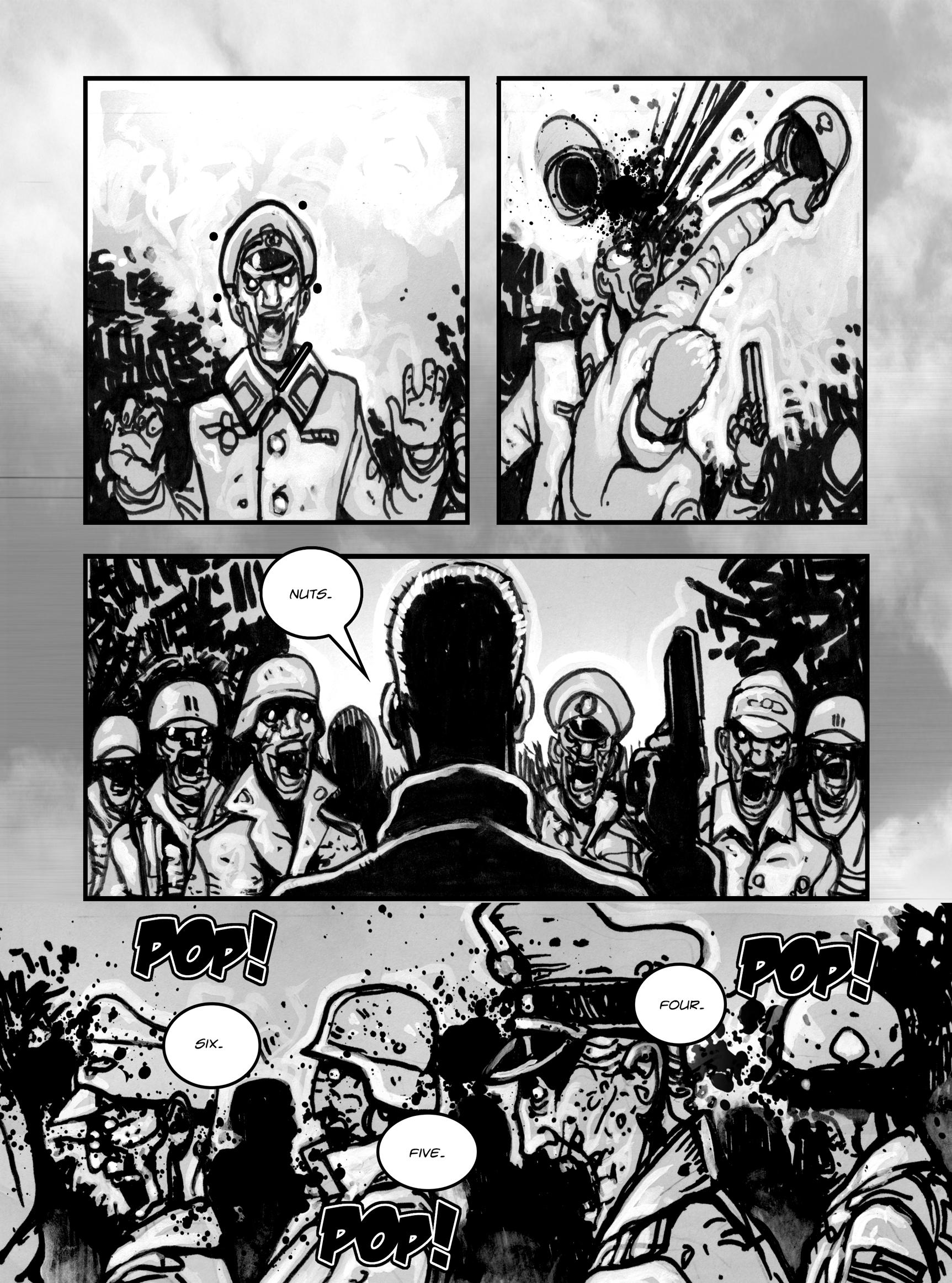 Read online FUBAR comic -  Issue #1 - 146