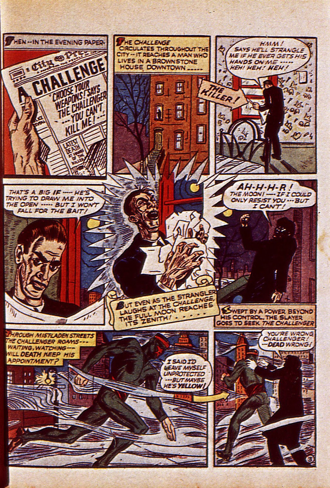 Mystic Comics (1940) issue 6 - Page 54