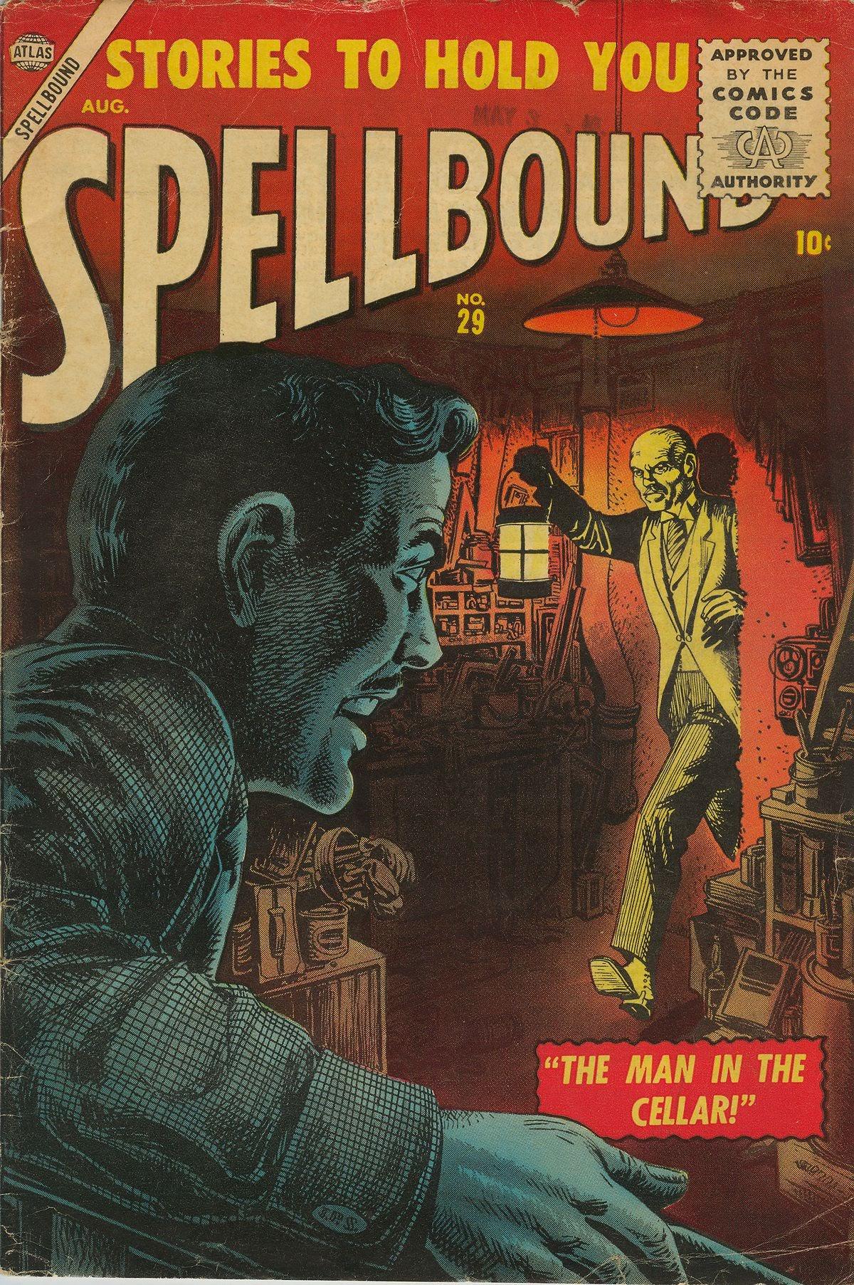 Spellbound (1952) 29 Page 1