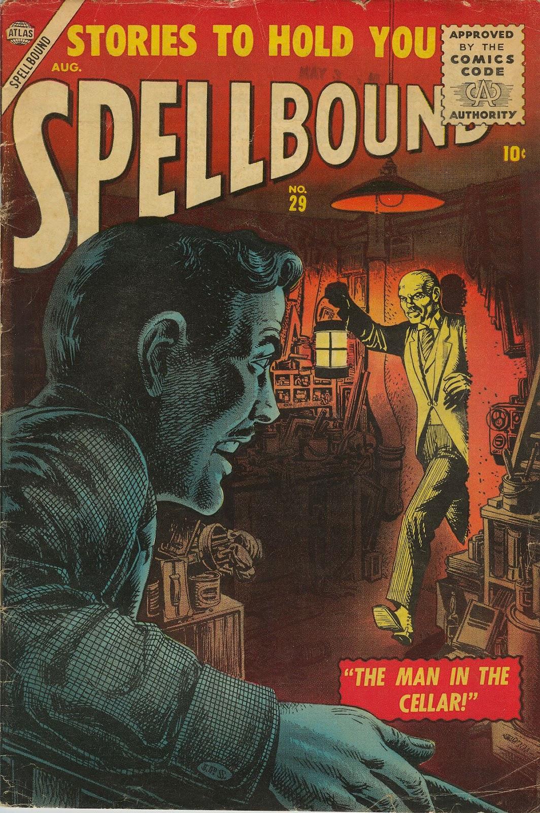 Spellbound (1952) issue 29 - Page 1