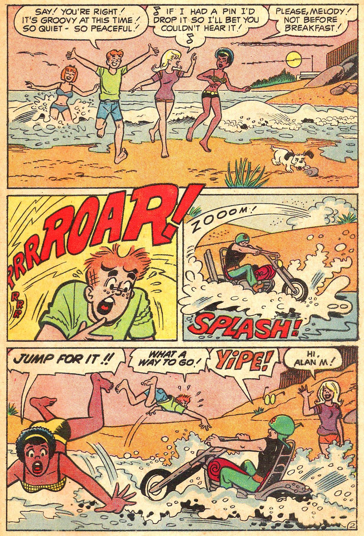 Read online She's Josie comic -  Issue #56 - 47