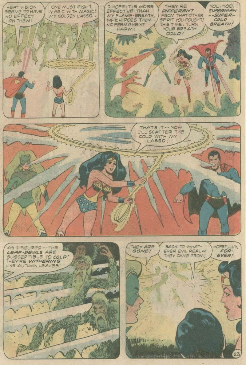 The Super Friends Issue #47 #47 - English 24