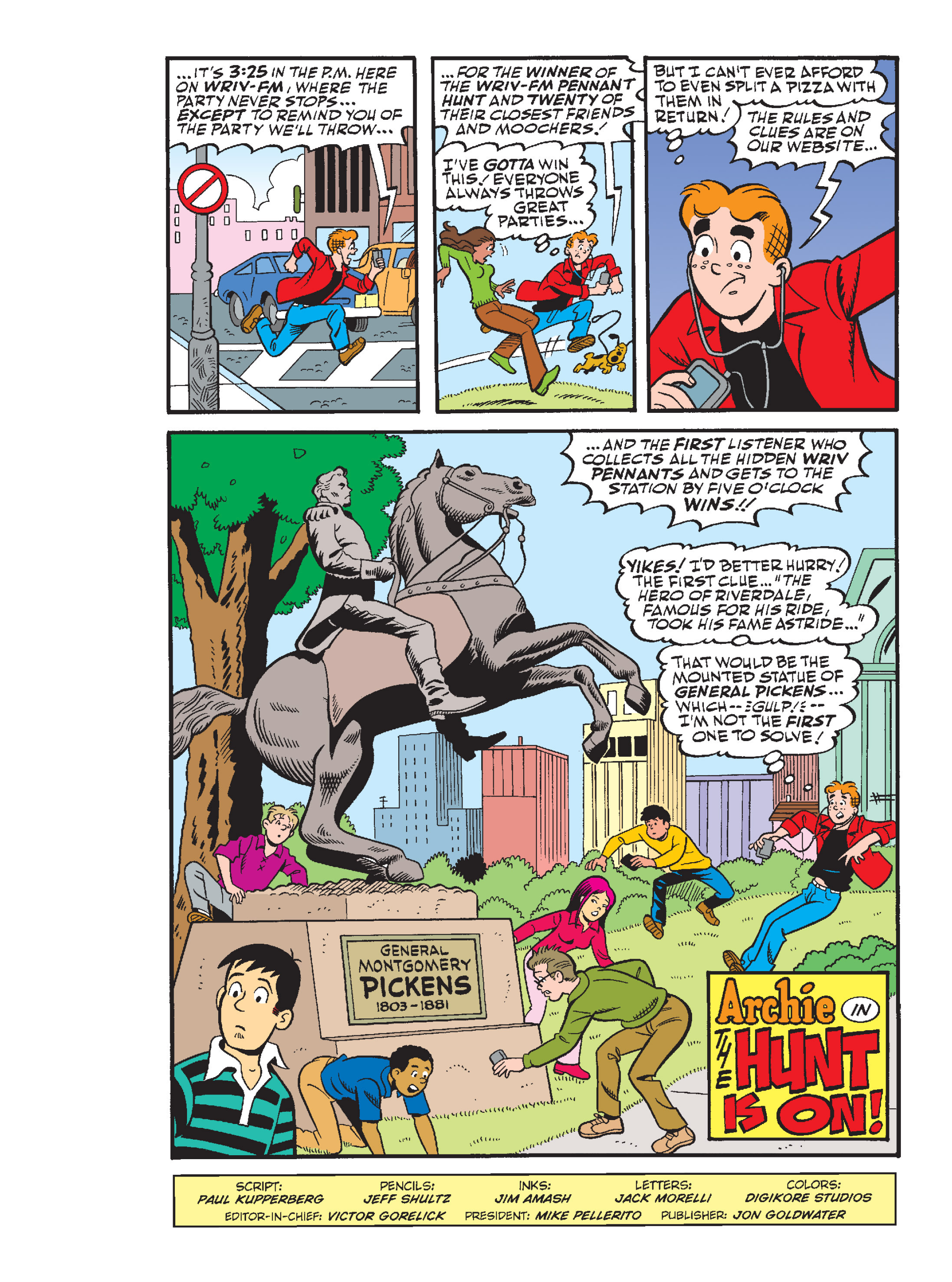 Read online Archie 1000 Page Comics Blowout! comic -  Issue # TPB (Part 2) - 110