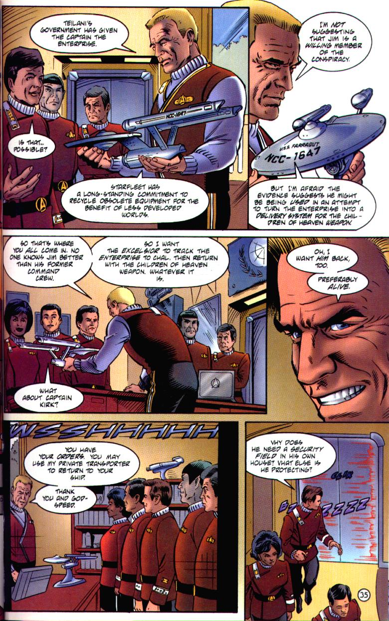 Read online Star Trek: The Ashes of Eden comic -  Issue # Full - 40