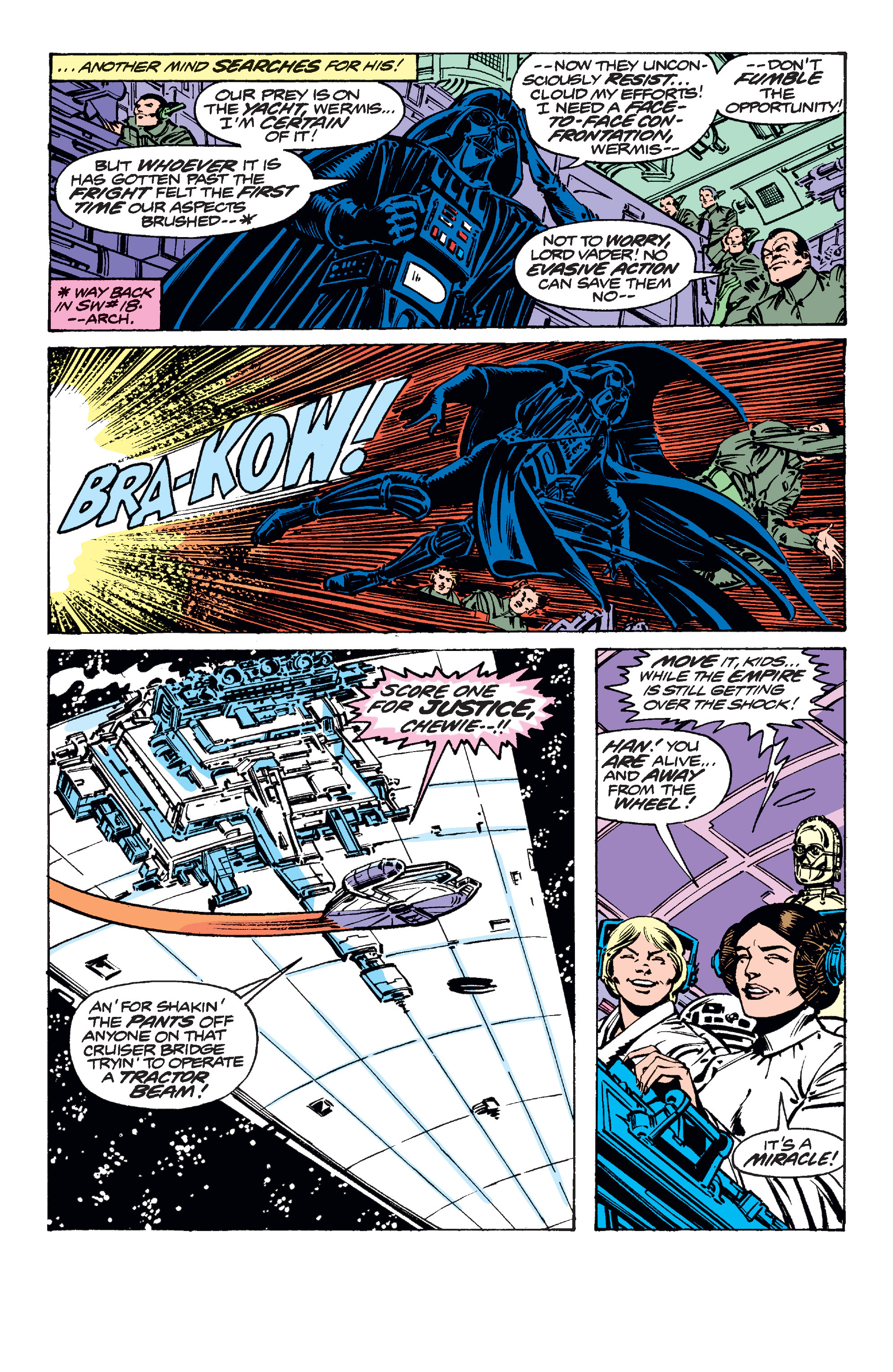 Read online Star Wars Omnibus comic -  Issue # Vol. 13 - 416