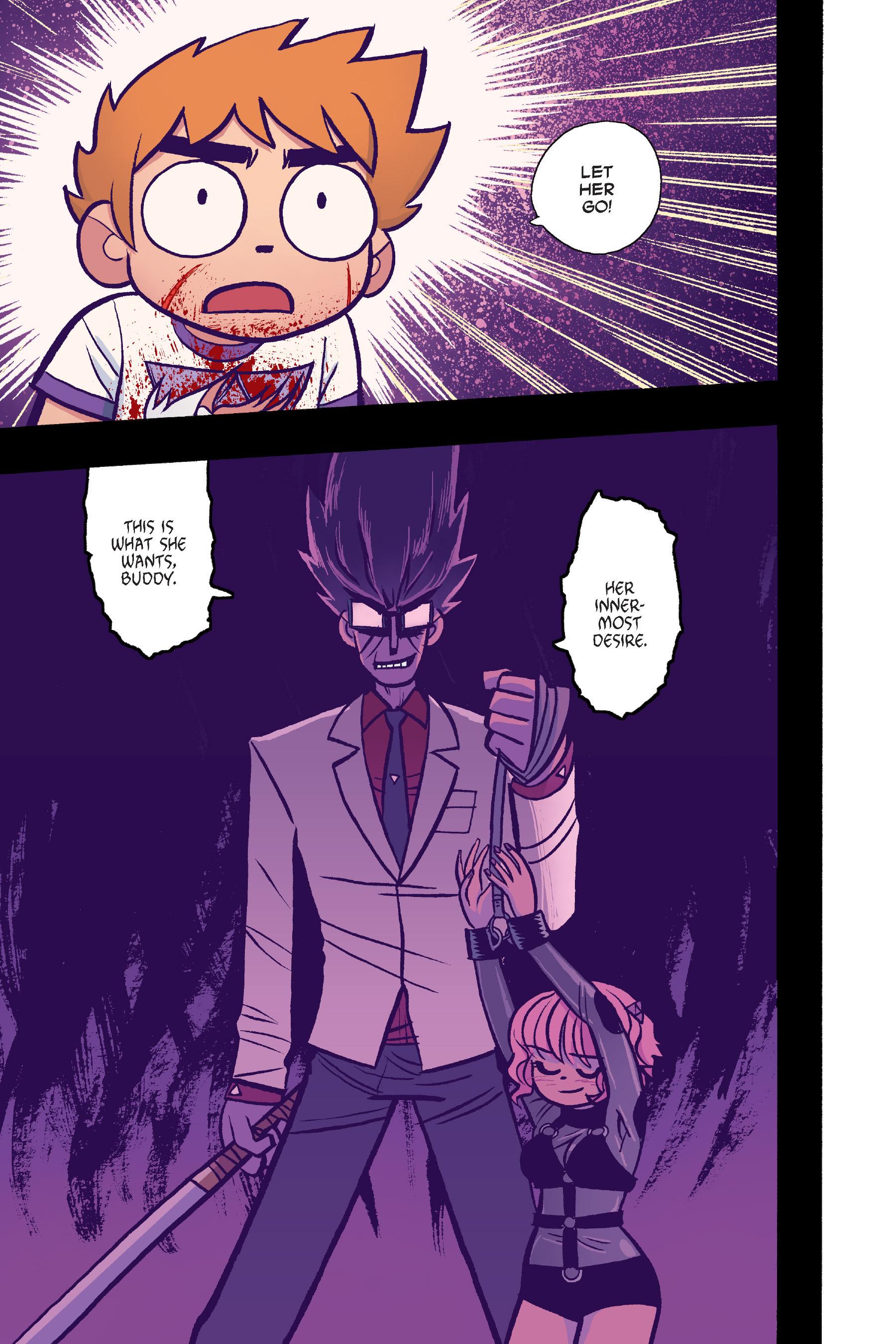 Read online Scott Pilgrim comic -  Issue #6 - 170