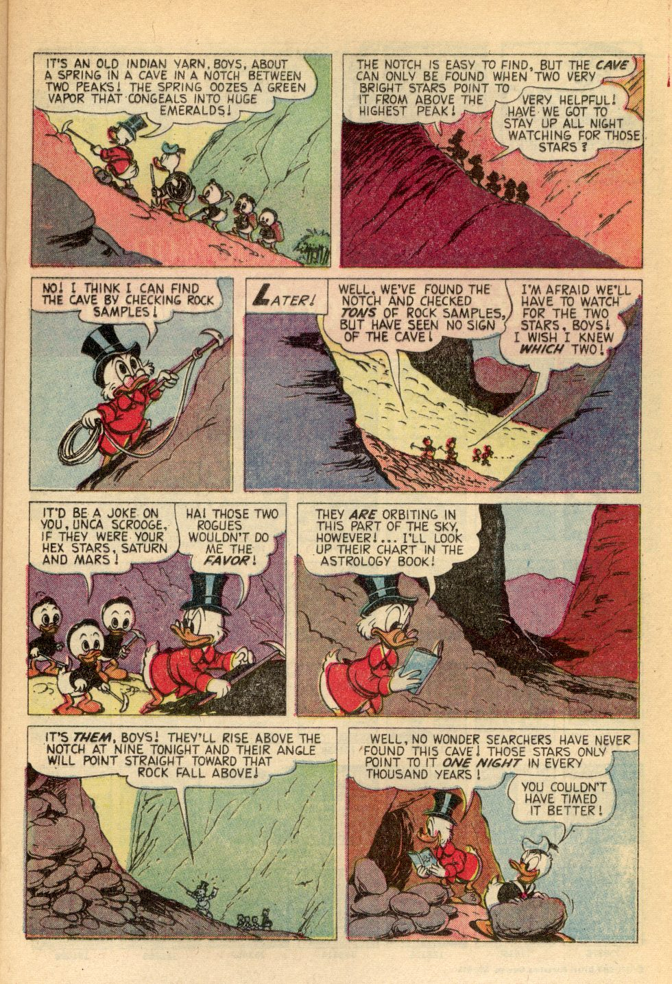 Read online Uncle Scrooge (1953) comic -  Issue #92 - 17