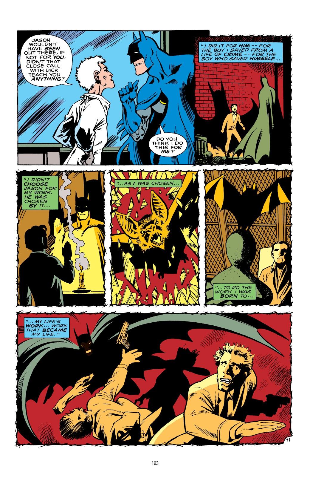 Read online Detective Comics (1937) comic -  Issue # _TPB Batman - The Dark Knight Detective 1 (Part 2) - 93