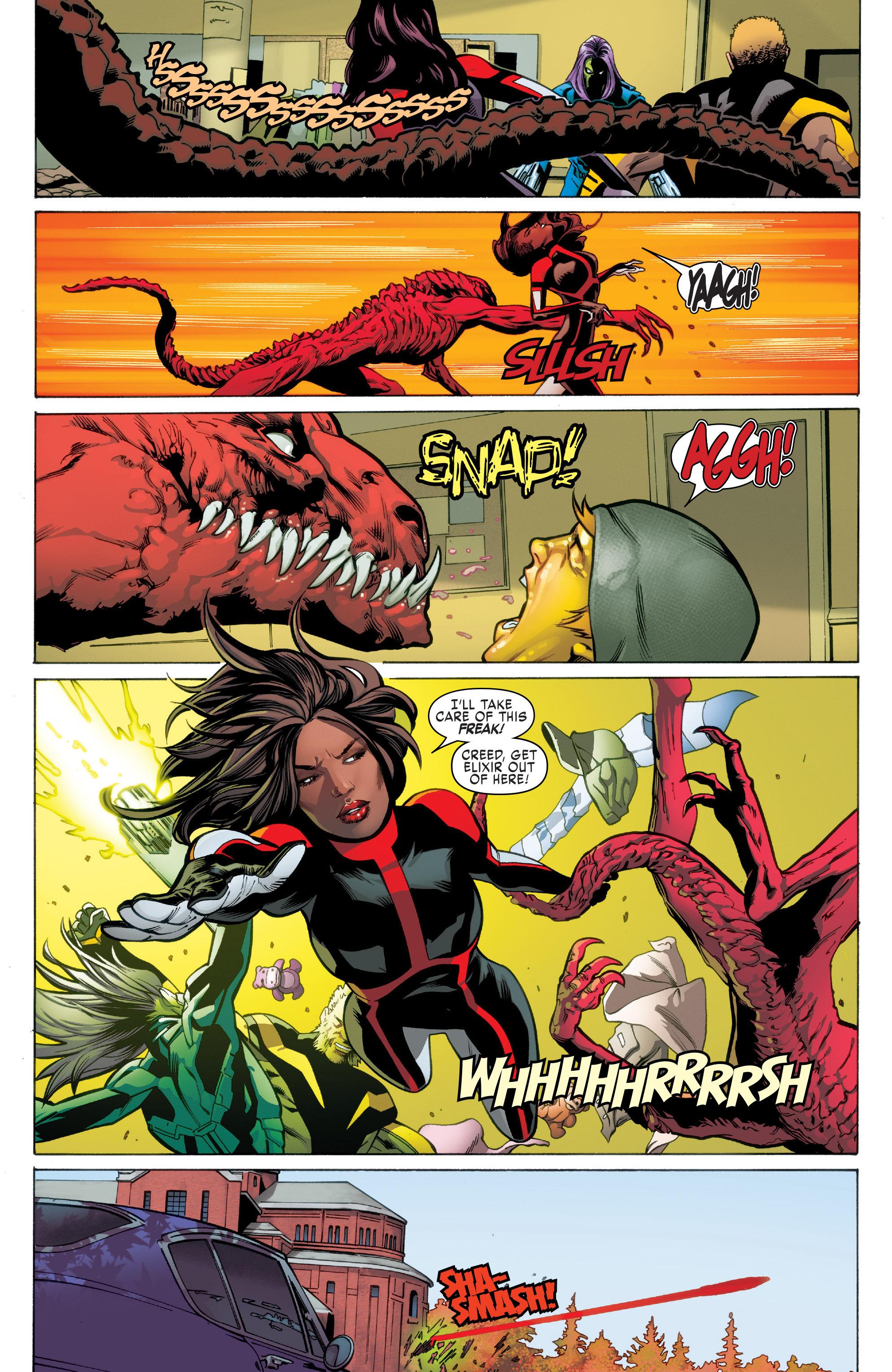 Read online Uncanny X-Men (2016) comic -  Issue #2 - 17