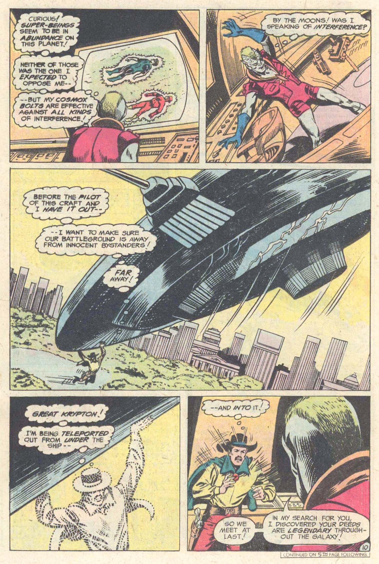 Read online Action Comics (1938) comic -  Issue #470 - 16