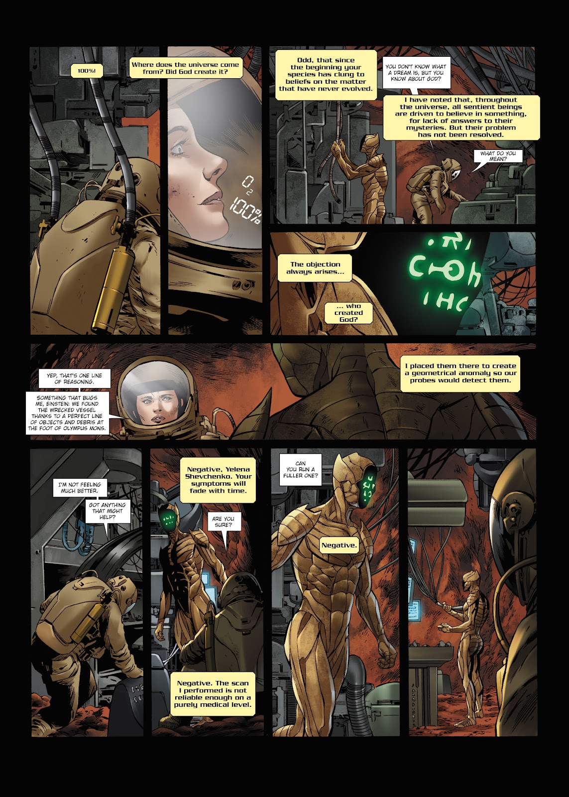Read online Olympus Mons Vol. 1: Anomaly One comic -  Issue #5 - 28
