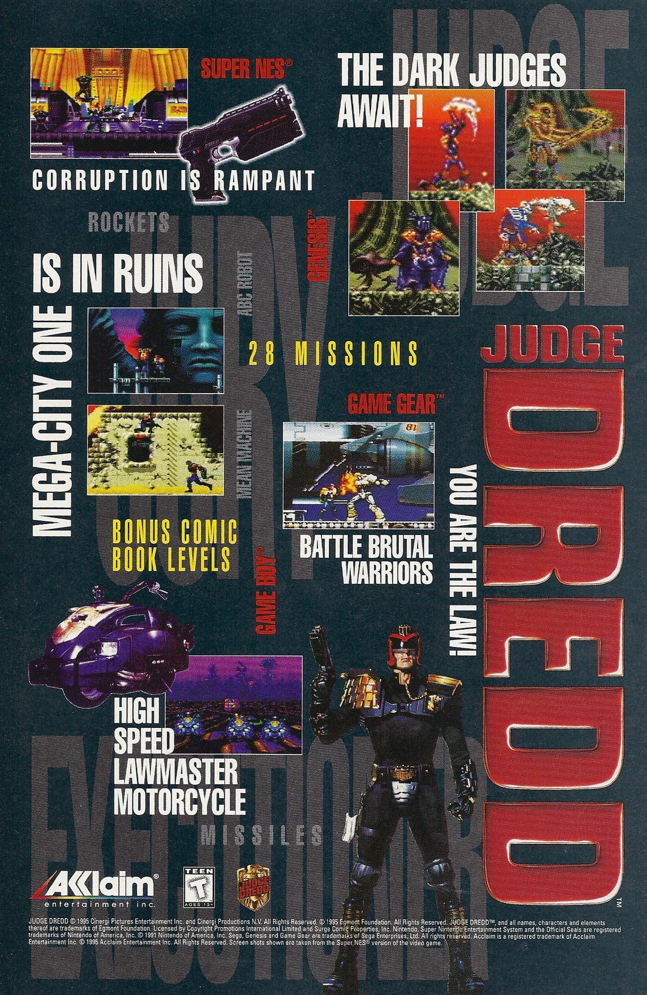 Read online Triumph comic -  Issue #2 - 36