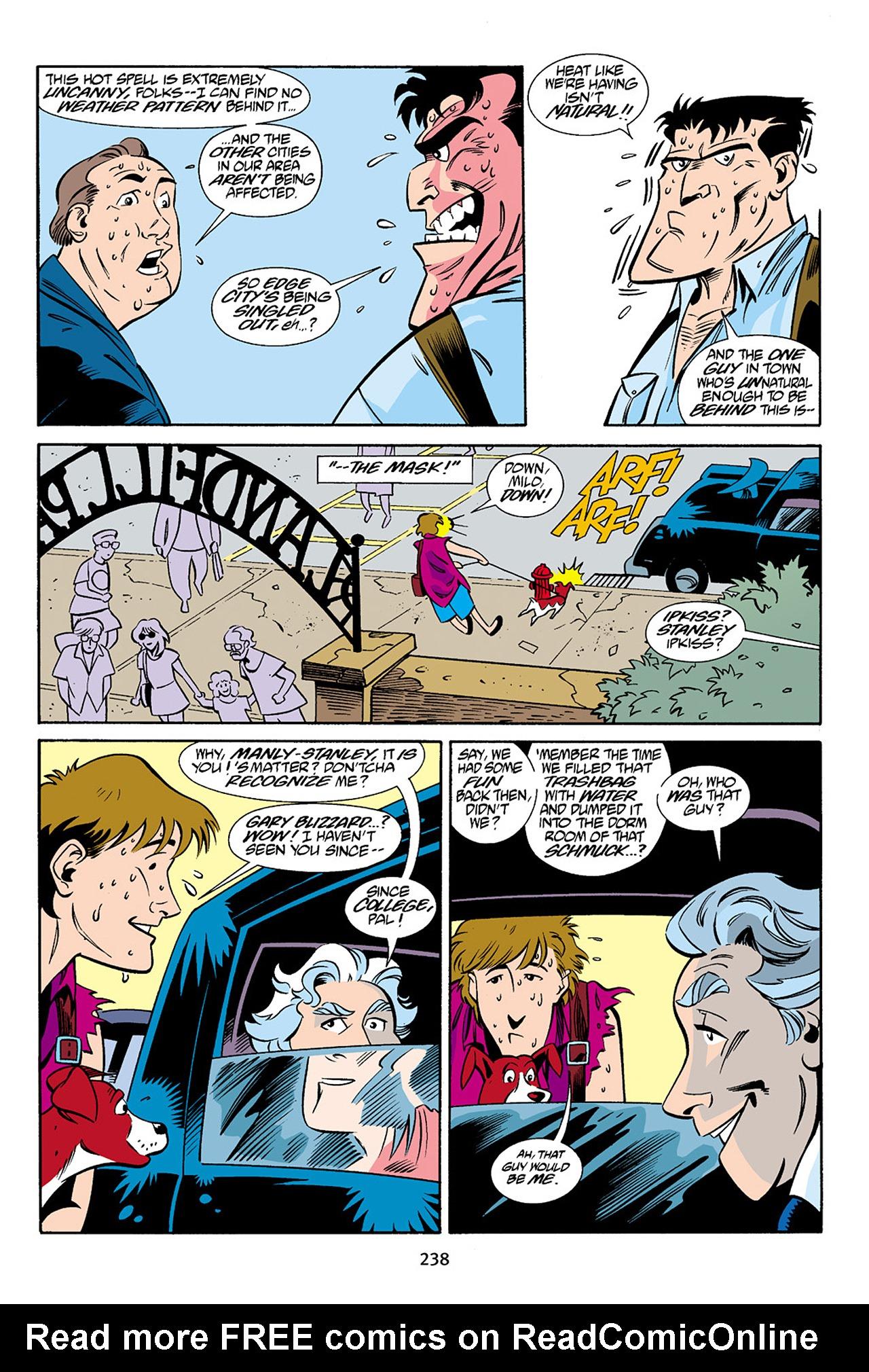 Read online Adventures Of The Mask Omnibus comic -  Issue #Adventures Of The Mask Omnibus Full - 237