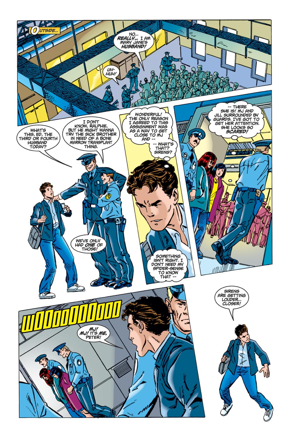 The Amazing Spider-Man (1999) 11 Page 8