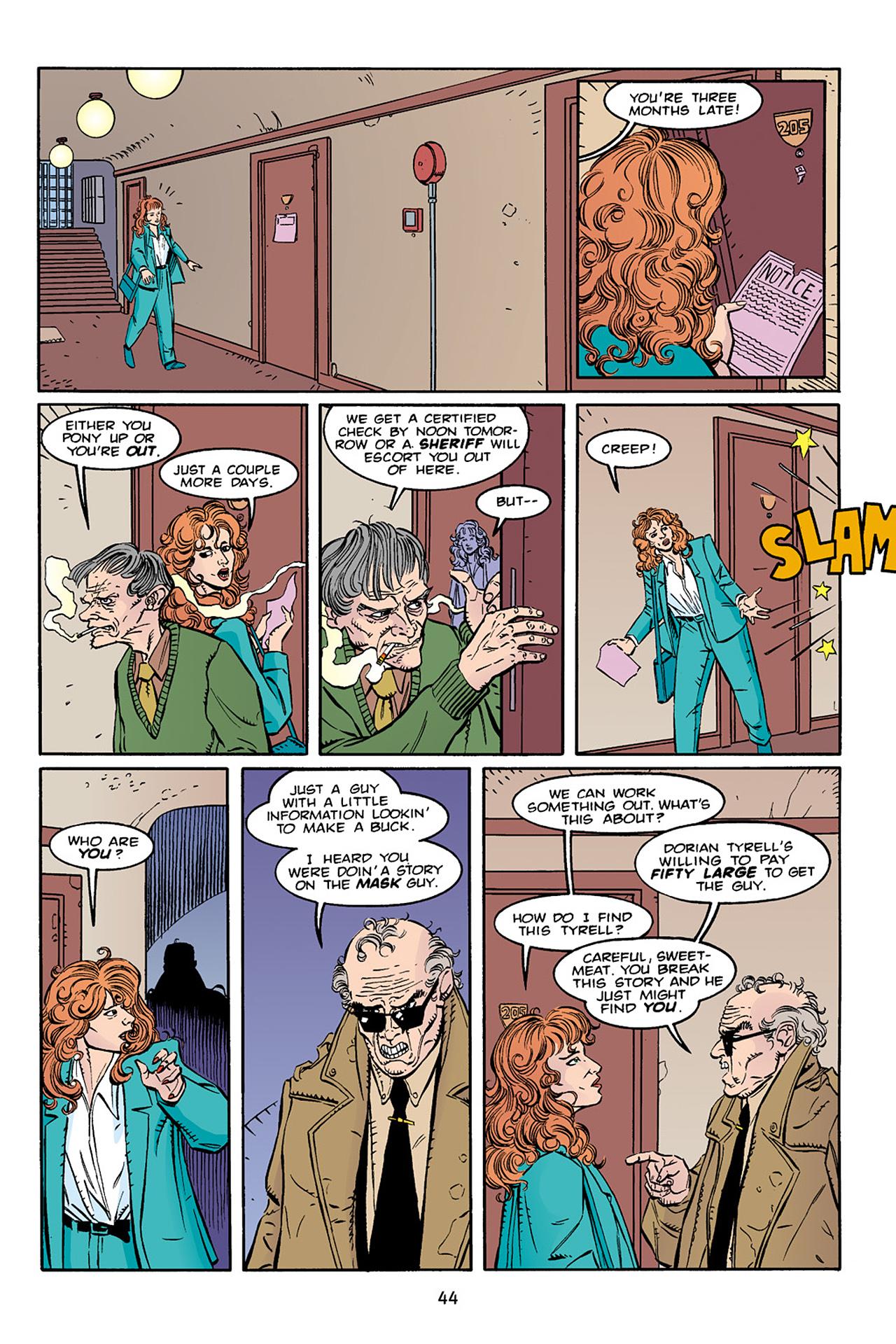 Read online Adventures Of The Mask Omnibus comic -  Issue #Adventures Of The Mask Omnibus Full - 44