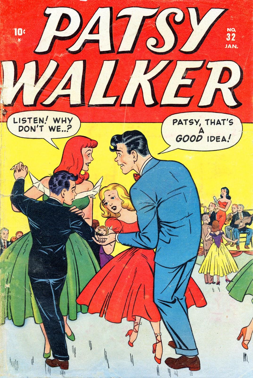 Patsy Walker 32 Page 1