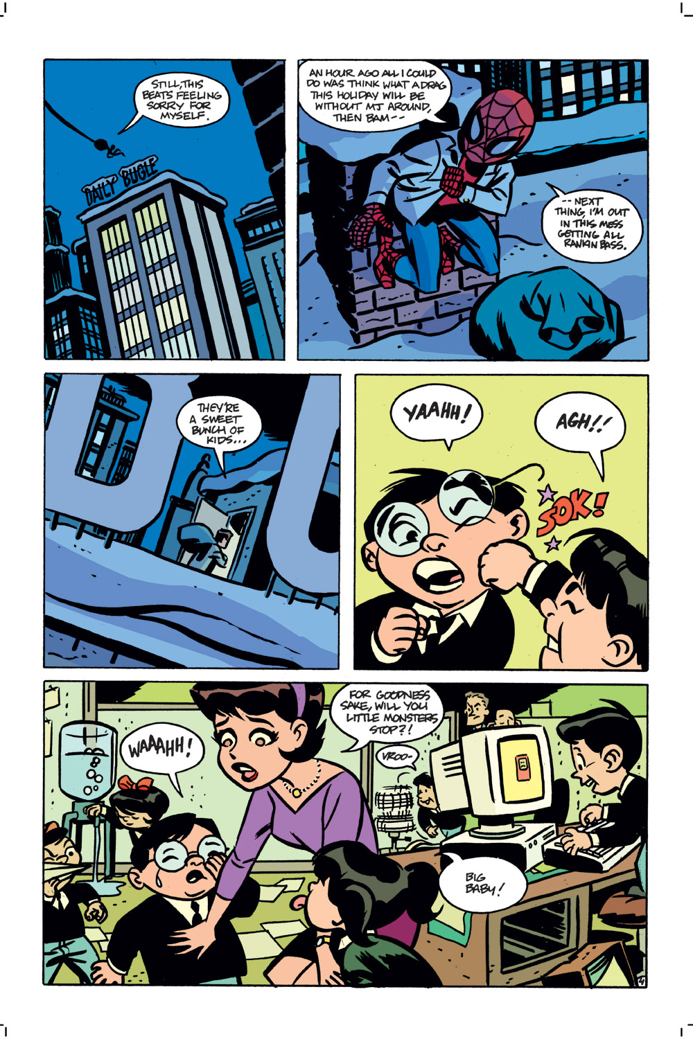 Spider-Man's Tangled Web Issue #21 #21 - English 4