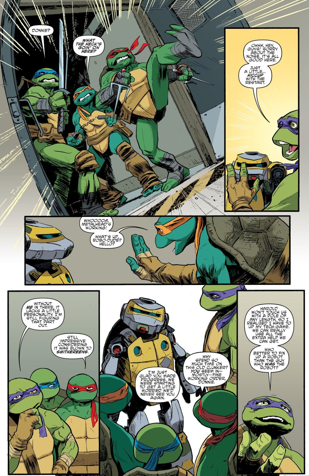 Read online Teenage Mutant Ninja Turtles: The IDW Collection comic -  Issue # TPB 8 (Part 4) - 43