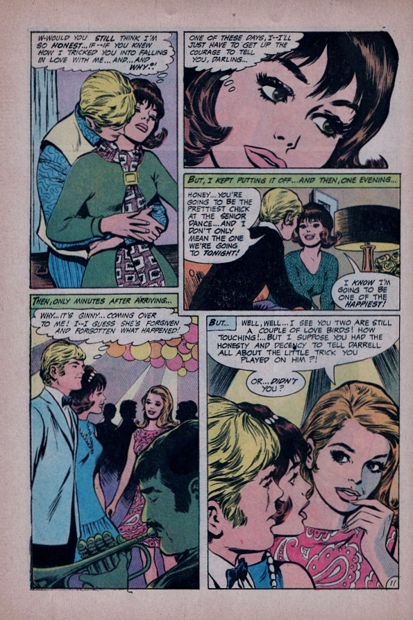 Read online Secret Hearts comic -  Issue #145 - 32