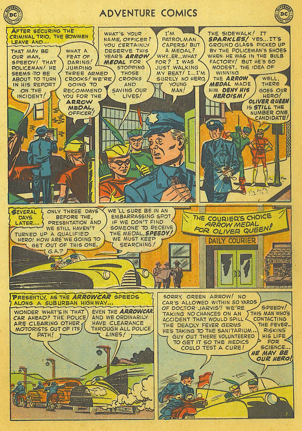 Read online Adventure Comics (1938) comic -  Issue #169 - 20