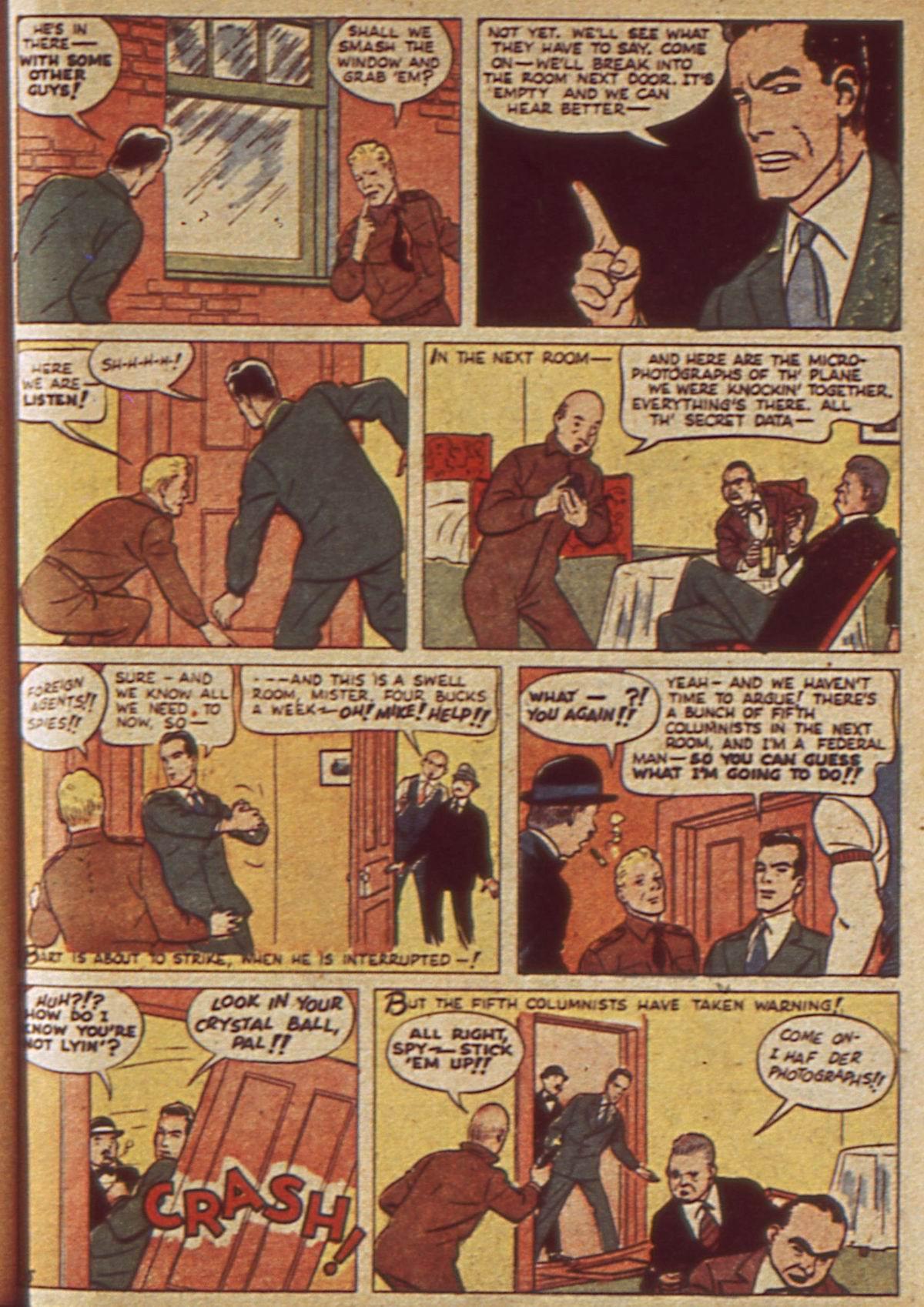 Read online Detective Comics (1937) comic -  Issue #49 - 21