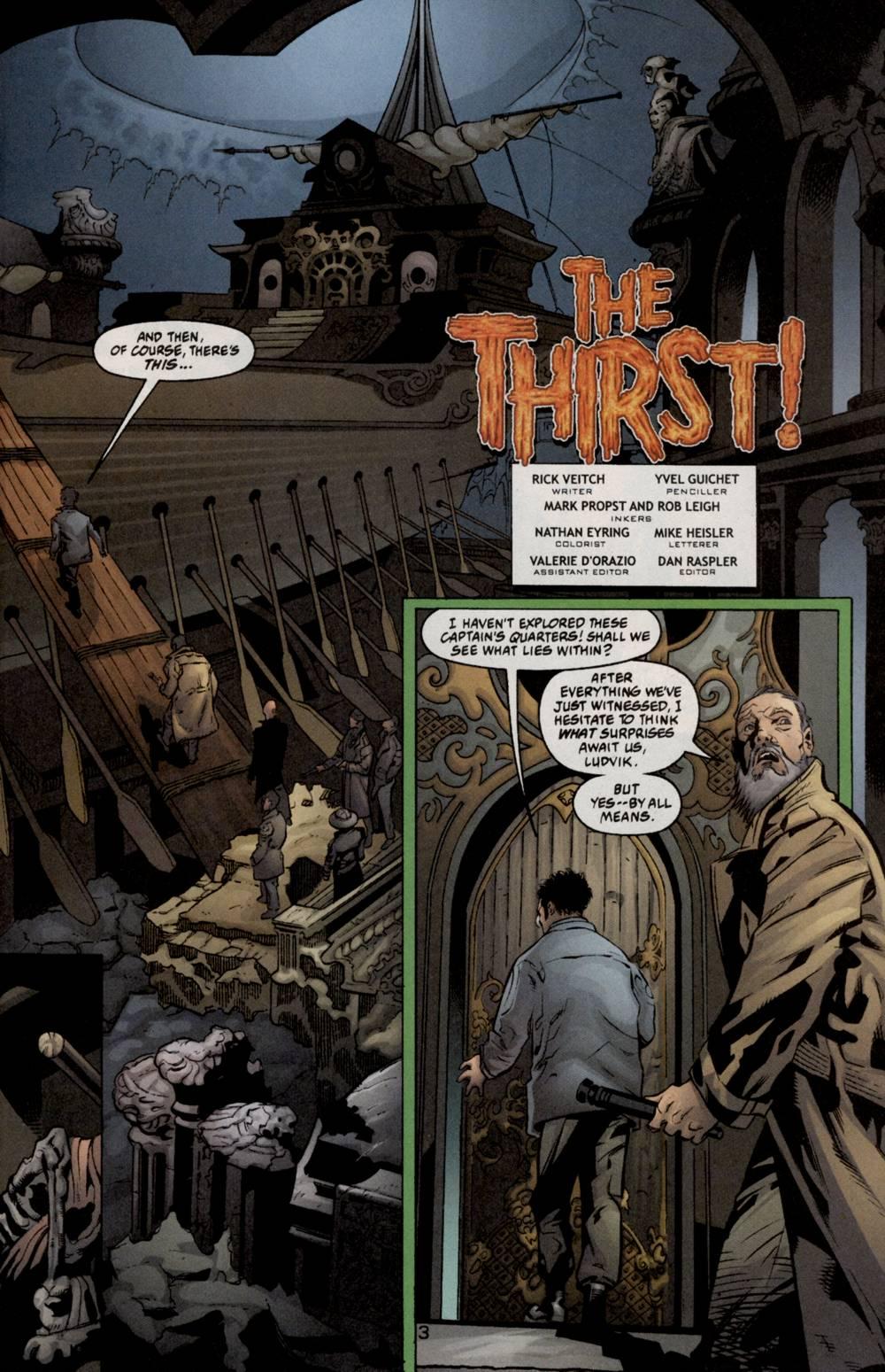Read online Aquaman (2003) comic -  Issue #5 - 5