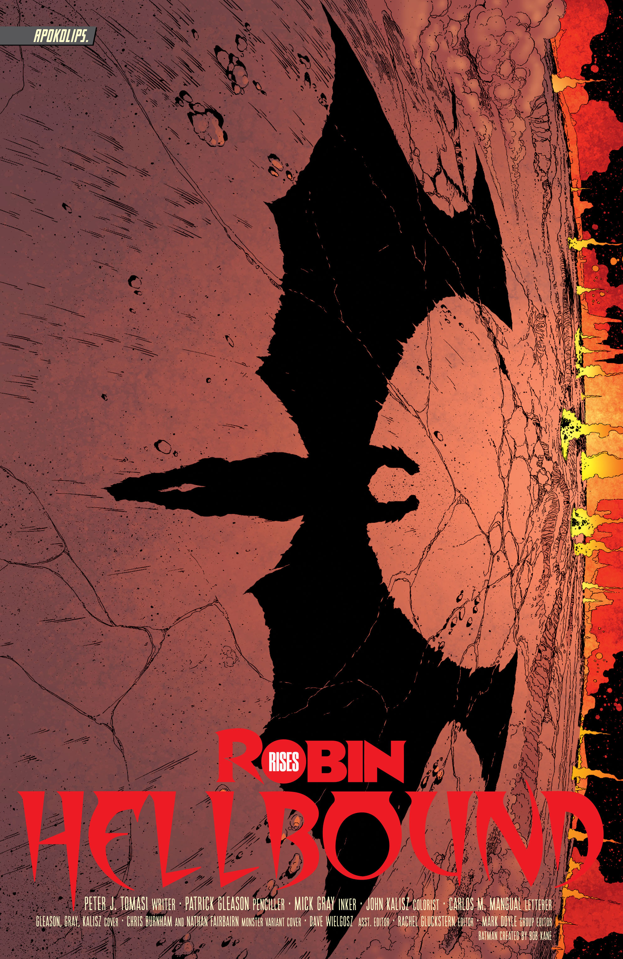 Read online Batman and Robin (2011) comic -  Issue #35 - 2