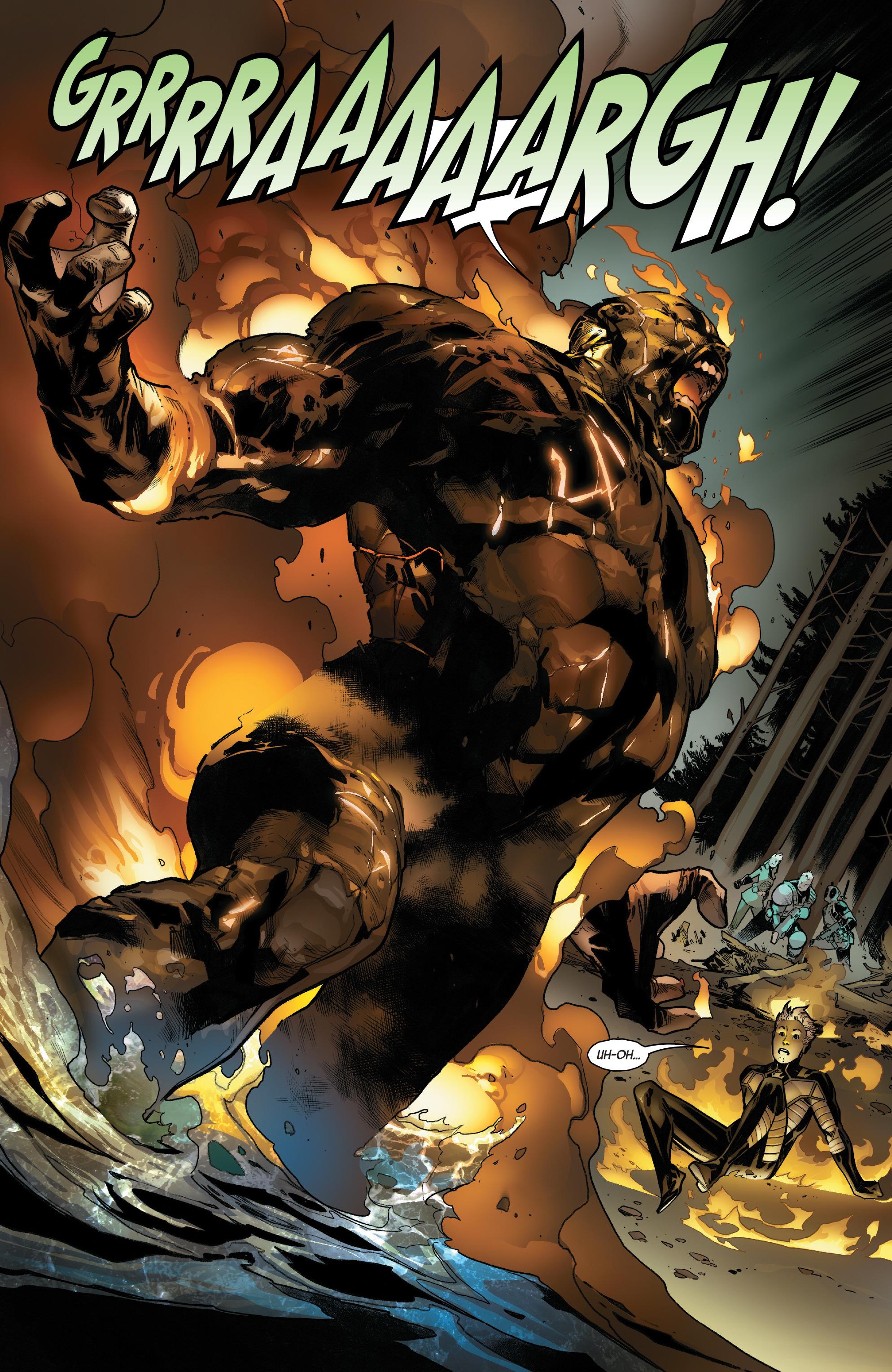 Read online Uncanny Avengers [II] comic -  Issue #17 - 8