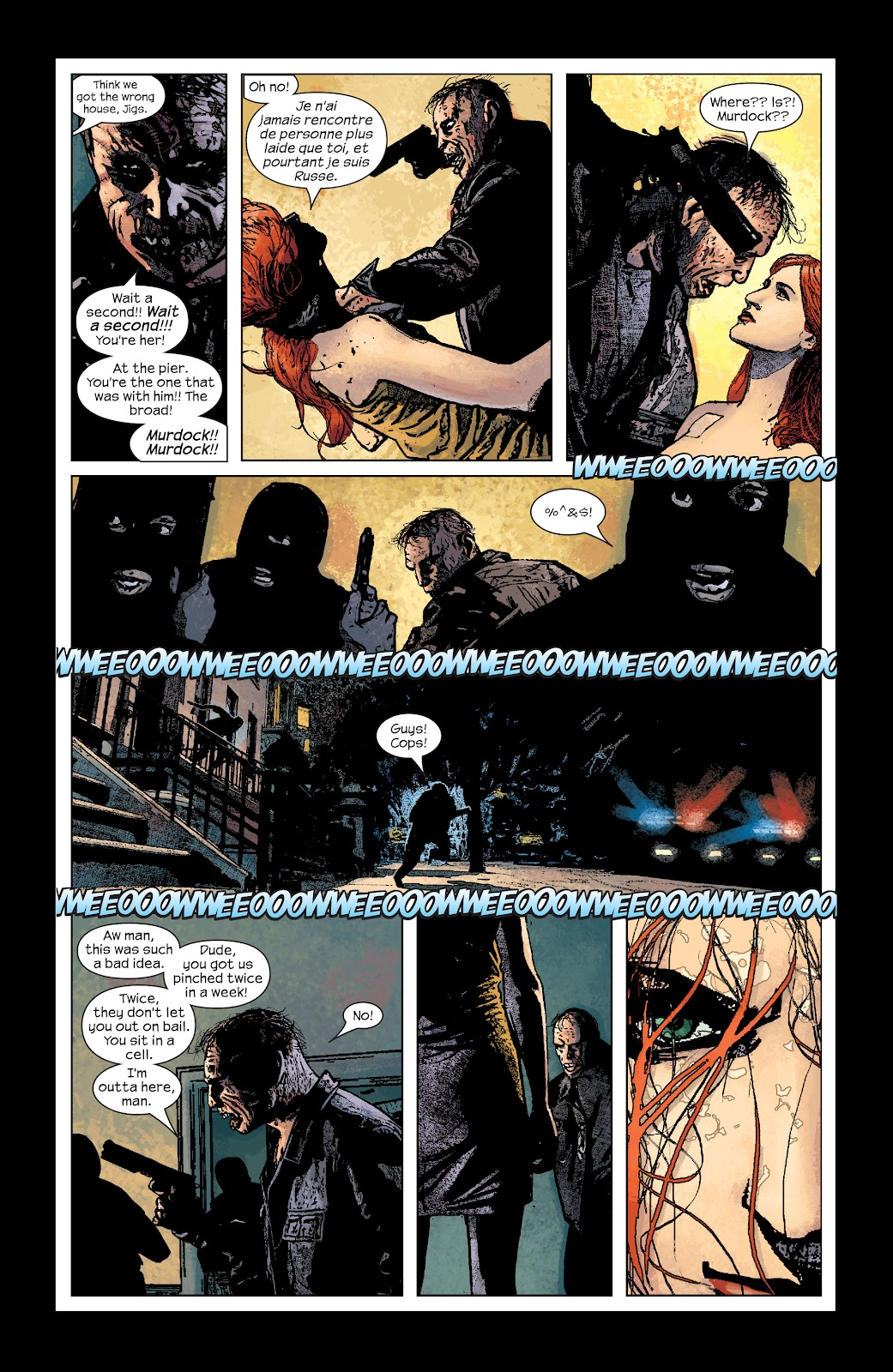 Read online Daredevil (1998) comic -  Issue # _Ultimate_Collection TPB 2 (Part 5) - 12