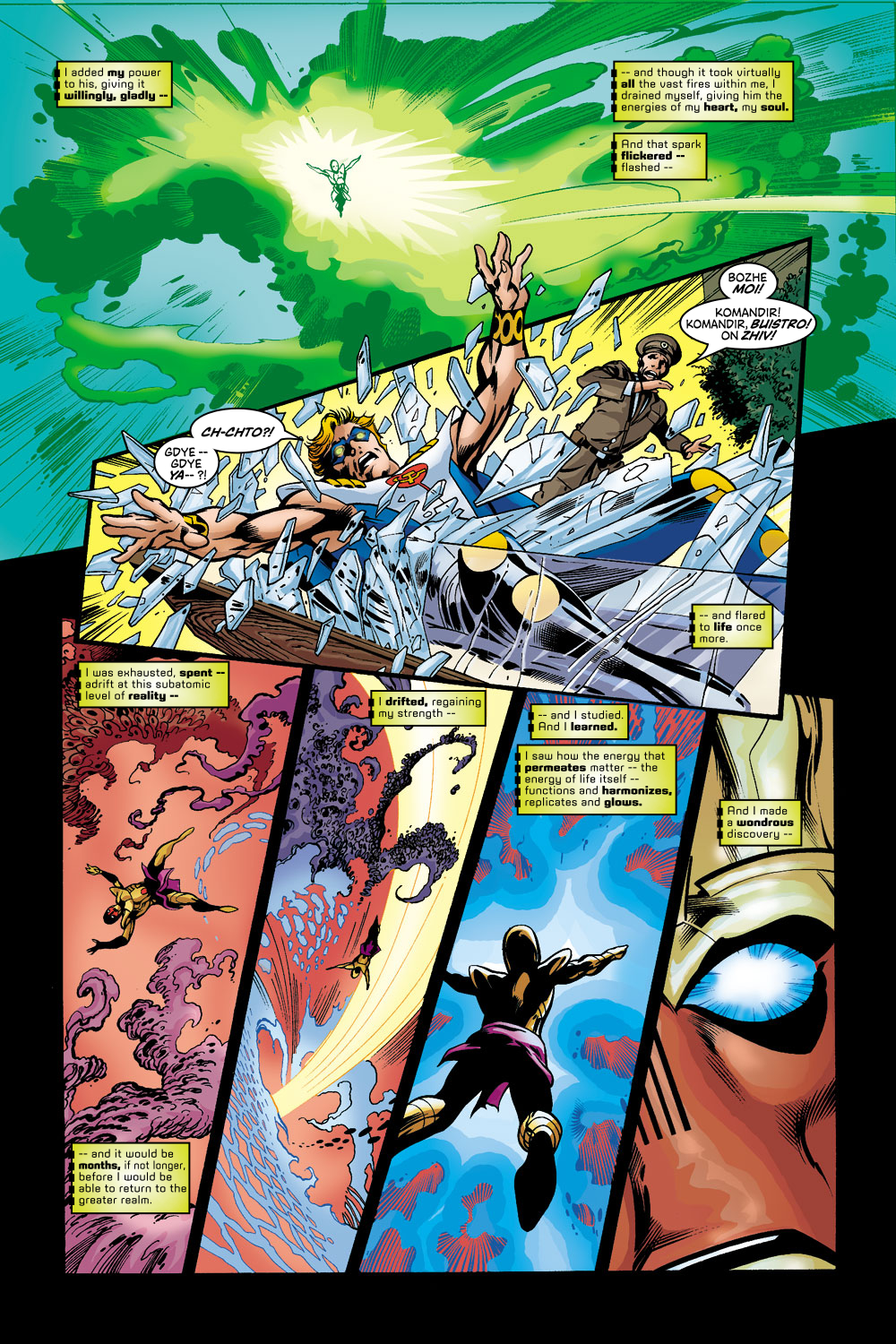Read online Avengers (1998) comic -  Issue #43 - 4