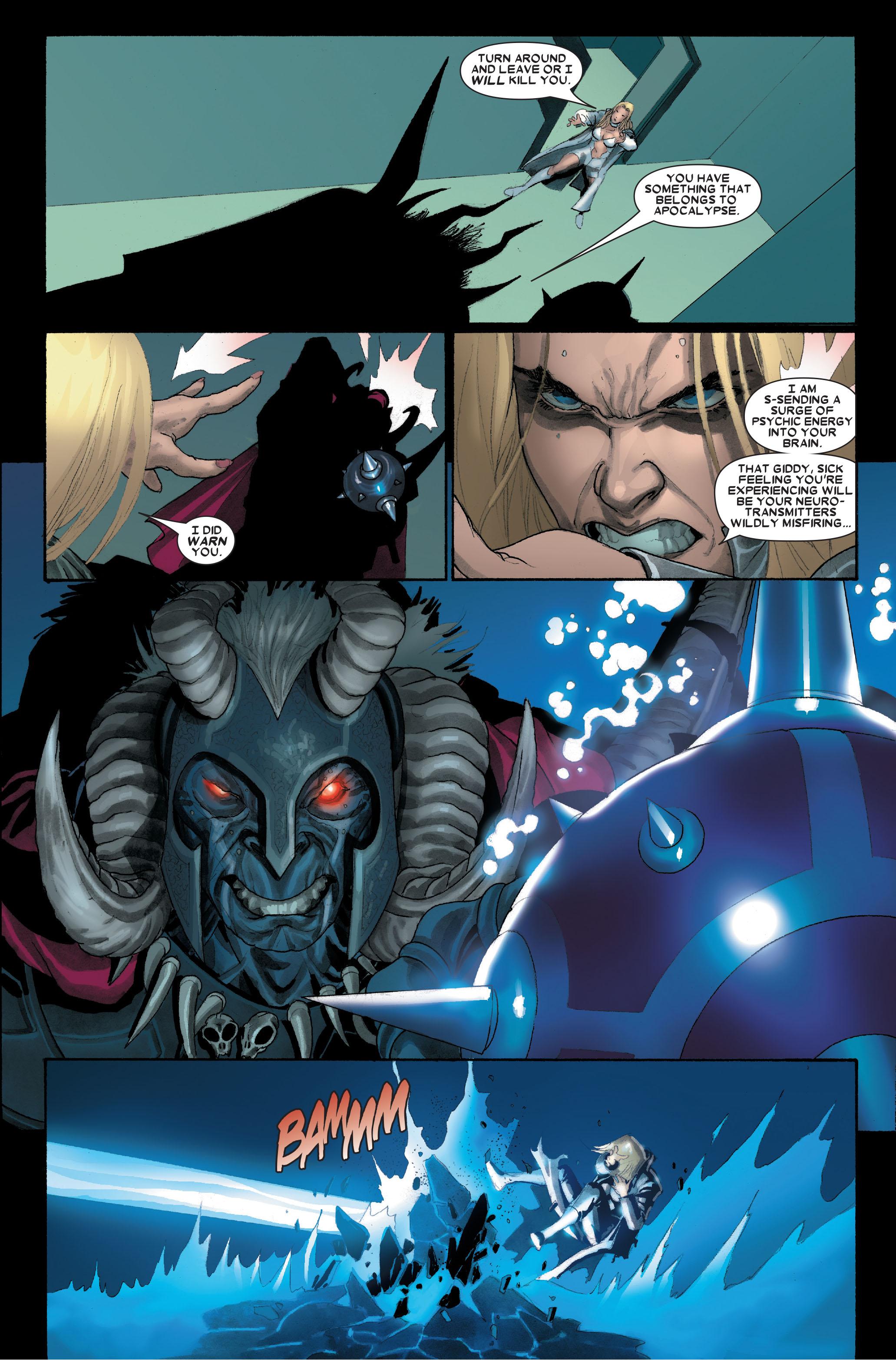 X-Men (1991) 185 Page 9