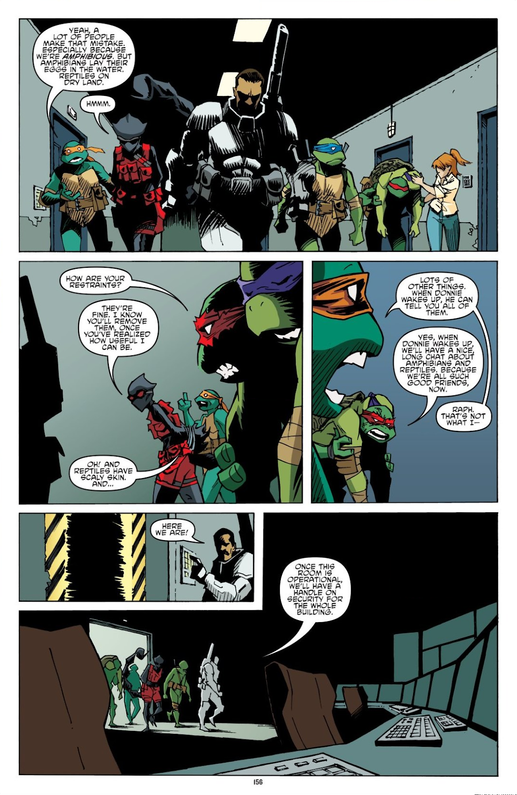 Read online Teenage Mutant Ninja Turtles: The IDW Collection comic -  Issue # TPB 8 (Part 2) - 55