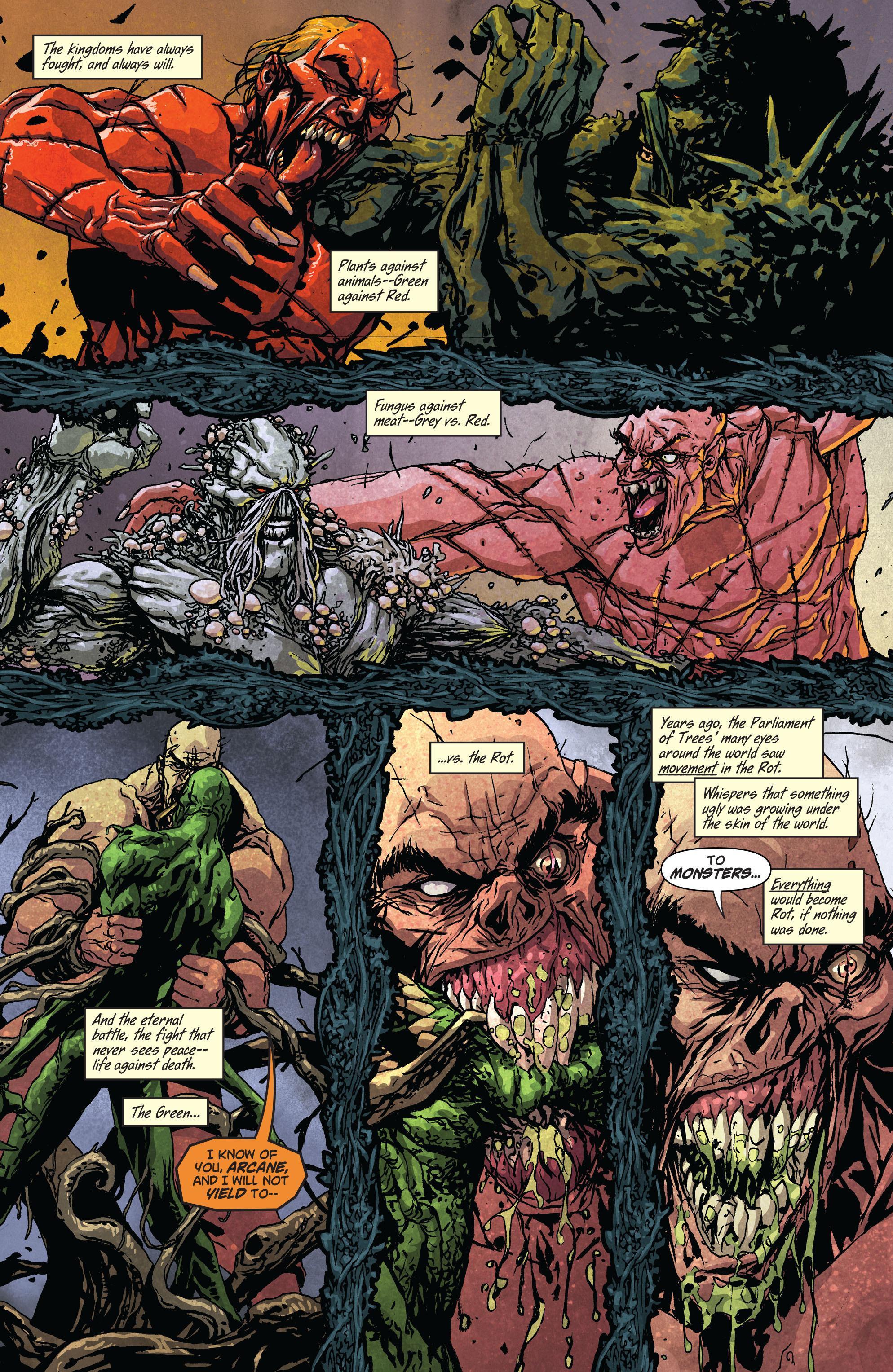 Read online Secret Origins (2014) comic -  Issue #9 - 4