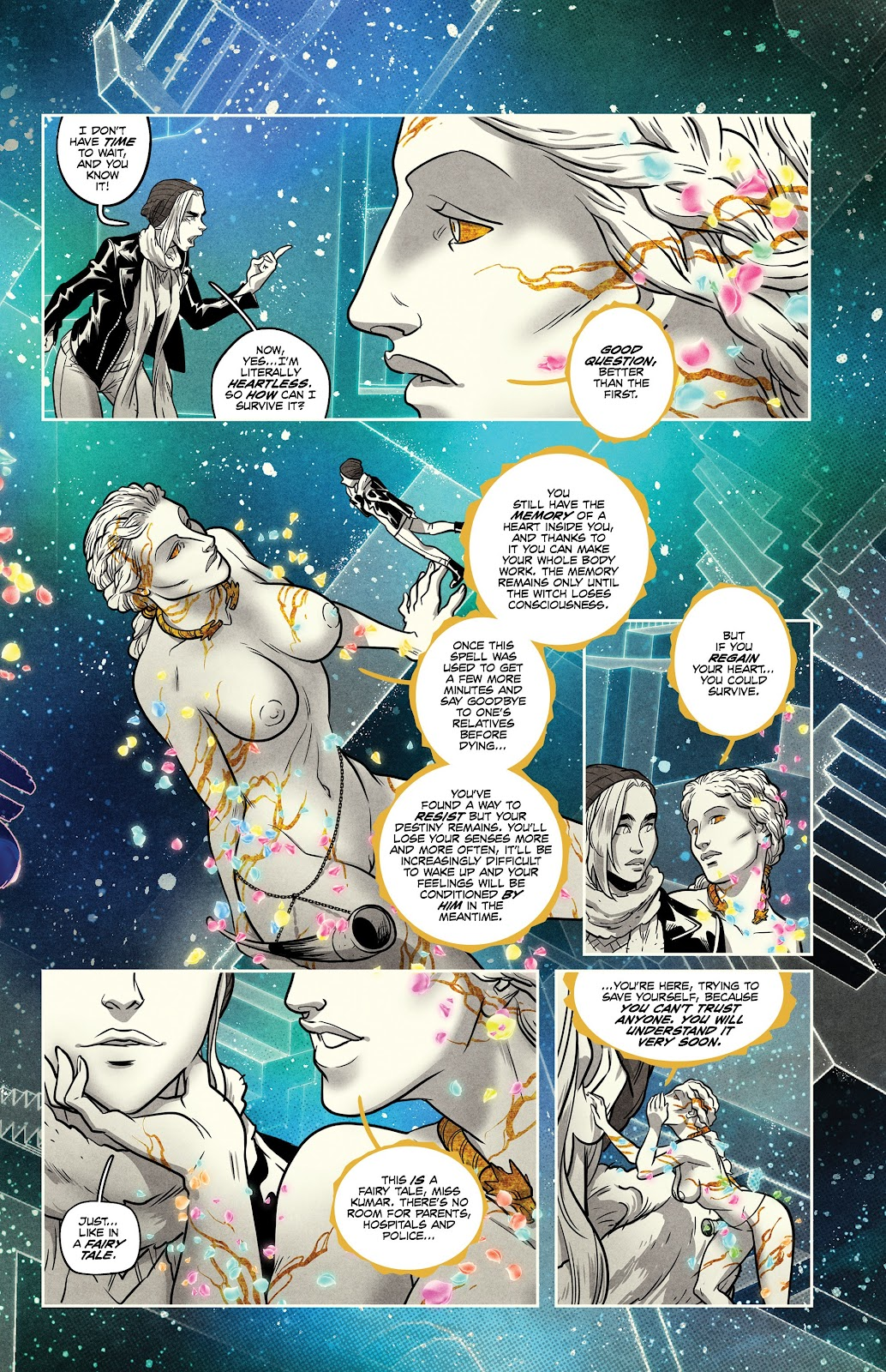 Read online Nomen Omen comic -  Issue #4 - 21