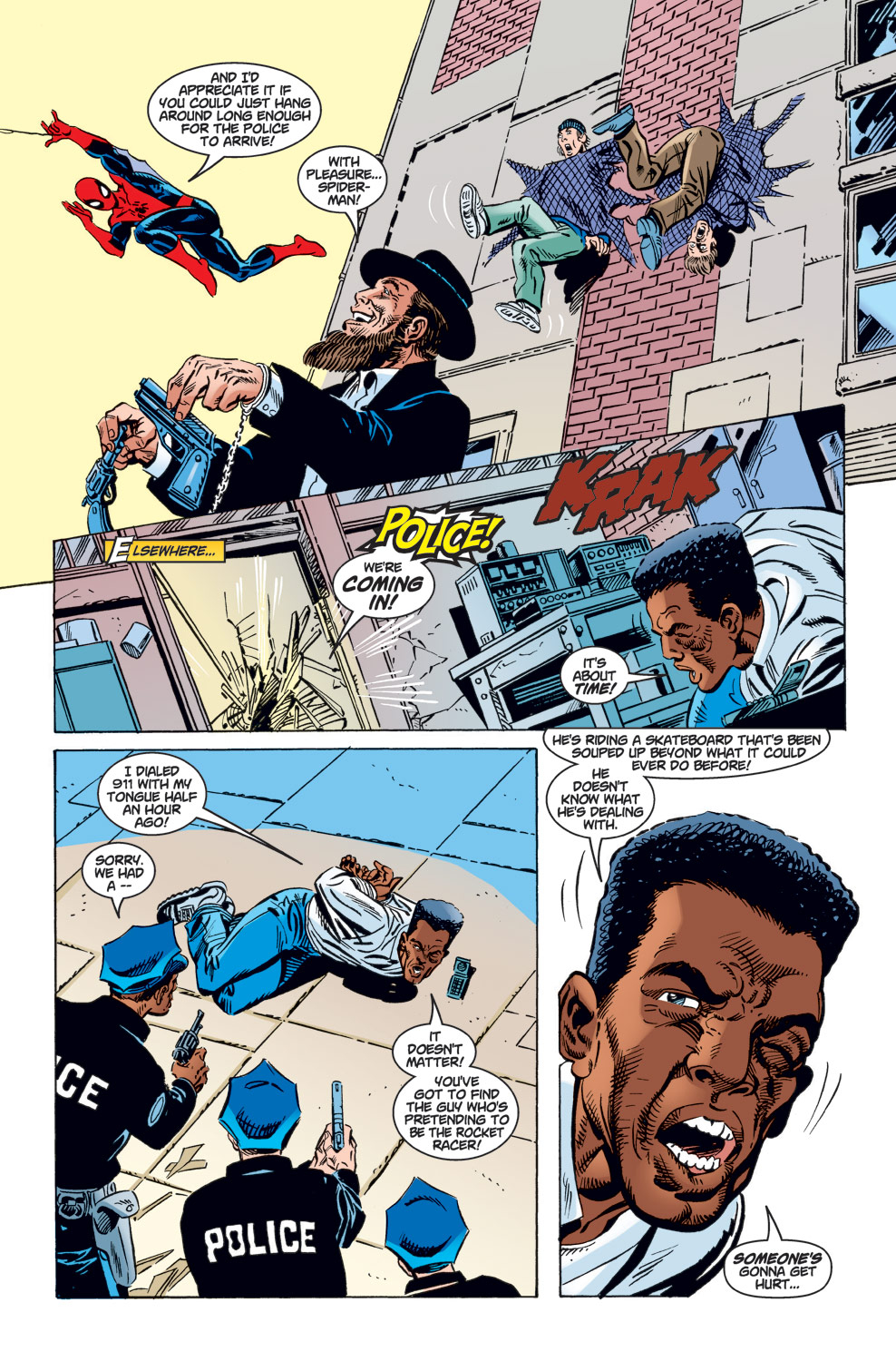 The Amazing Spider-Man (1999) 13 Page 11