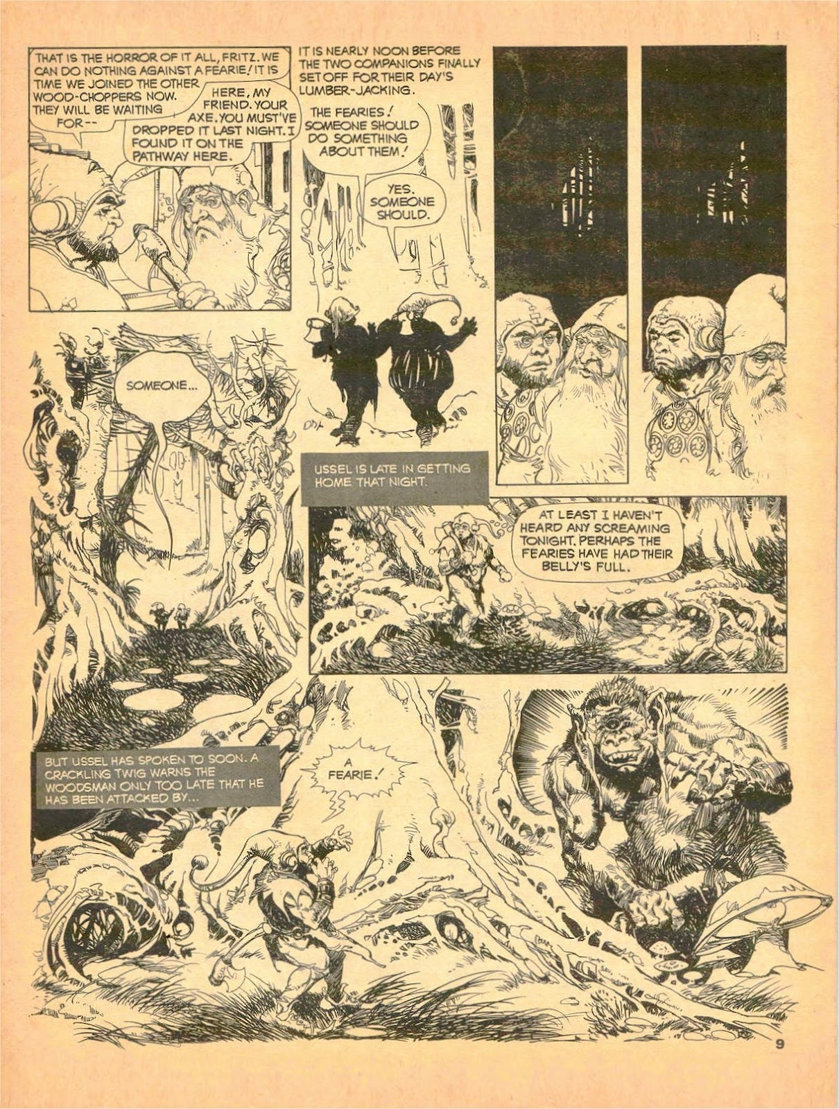 Creepy (1964) Issue #53 #53 - English 8