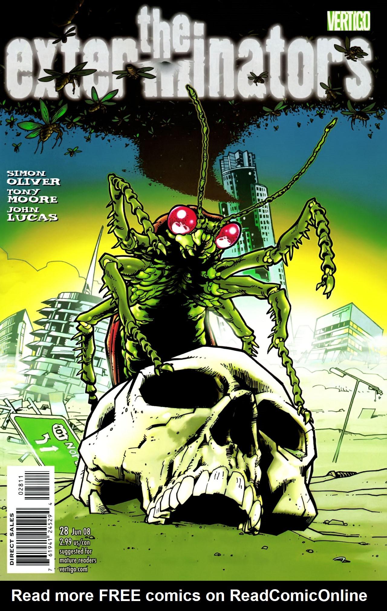 Read online The Exterminators comic -  Issue #28 - 1