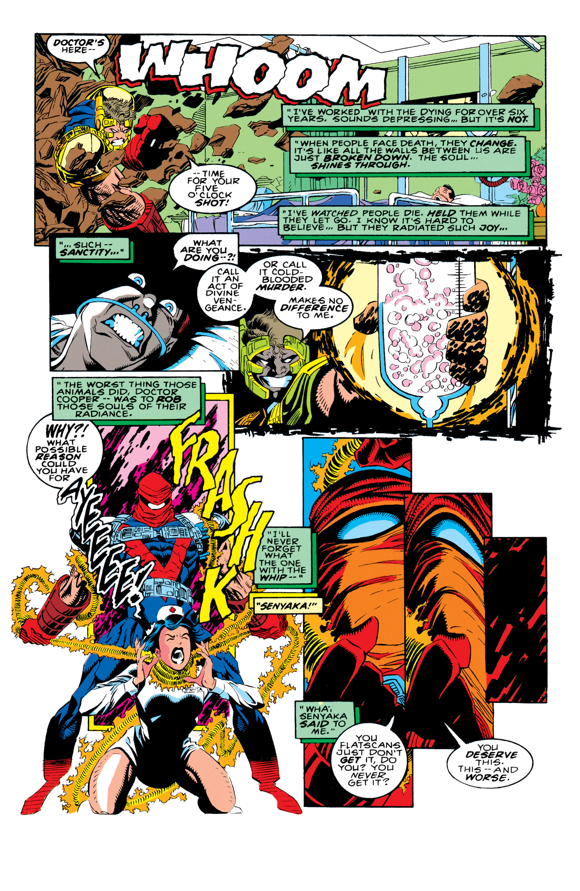 Read online X-Factor (1986) comic -  Issue #92 - 4