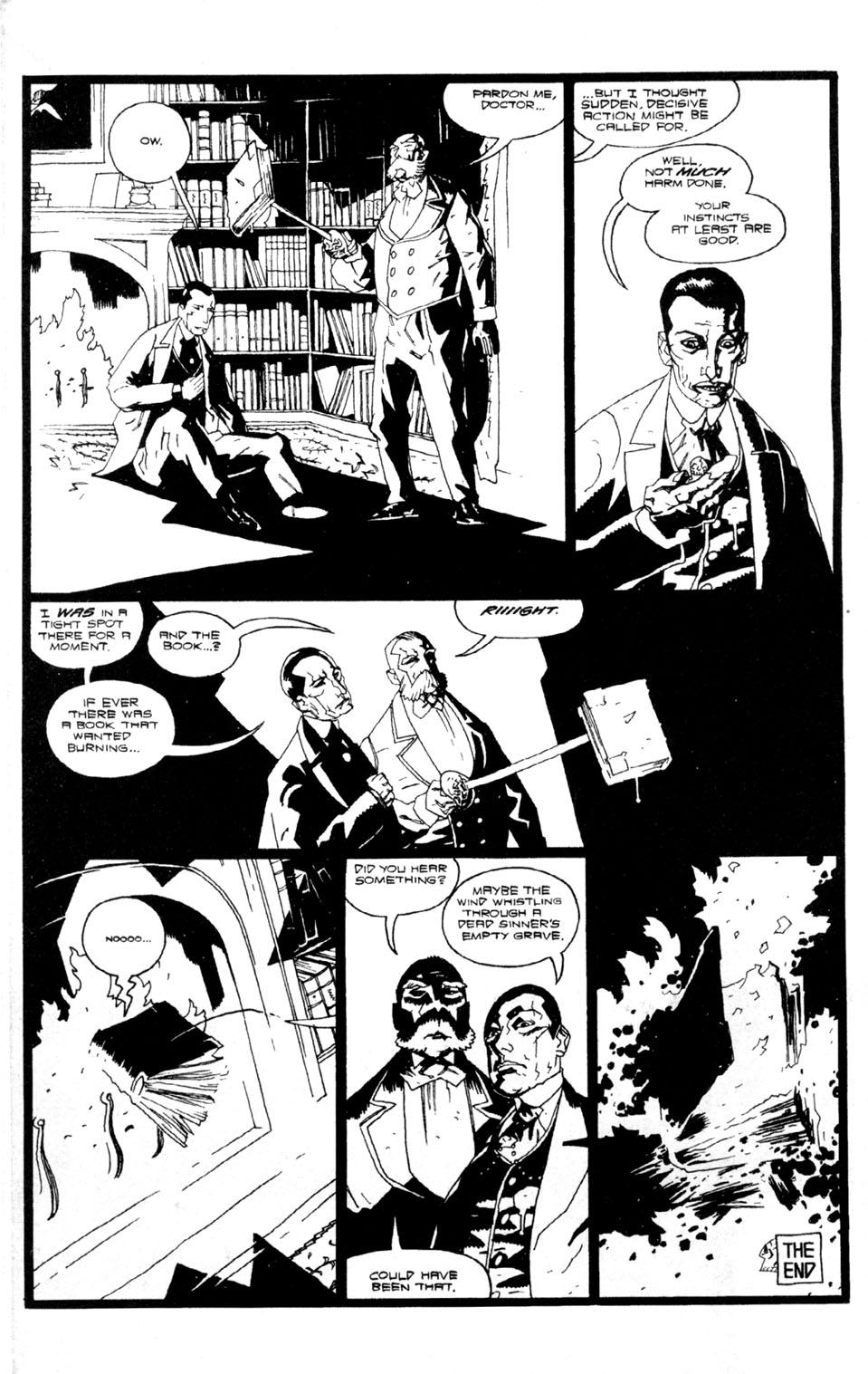 Dark Horse Presents (1986) Issue #142 #147 - English 10